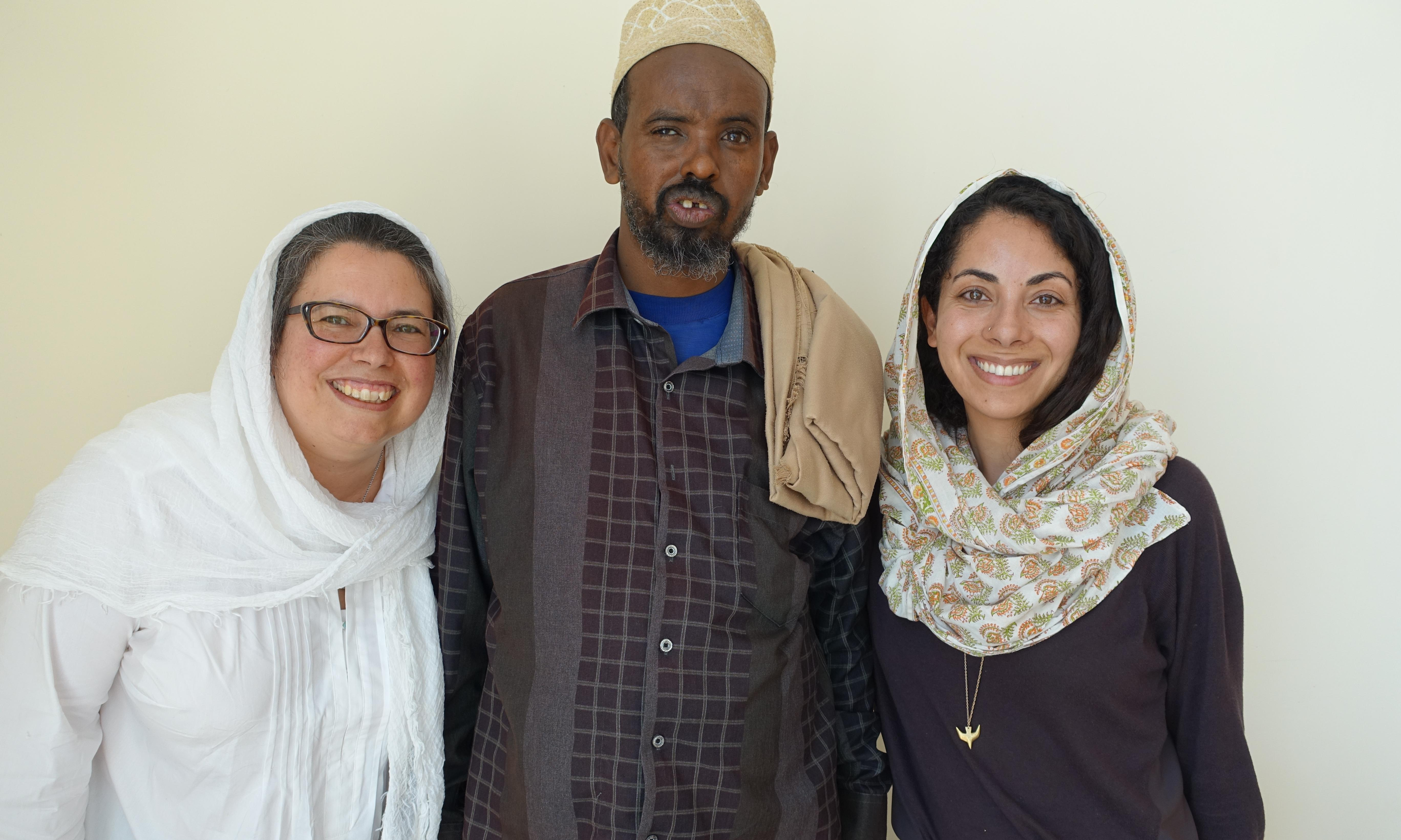 Somali villager travels to US to confront army chief he says tried to kill him
