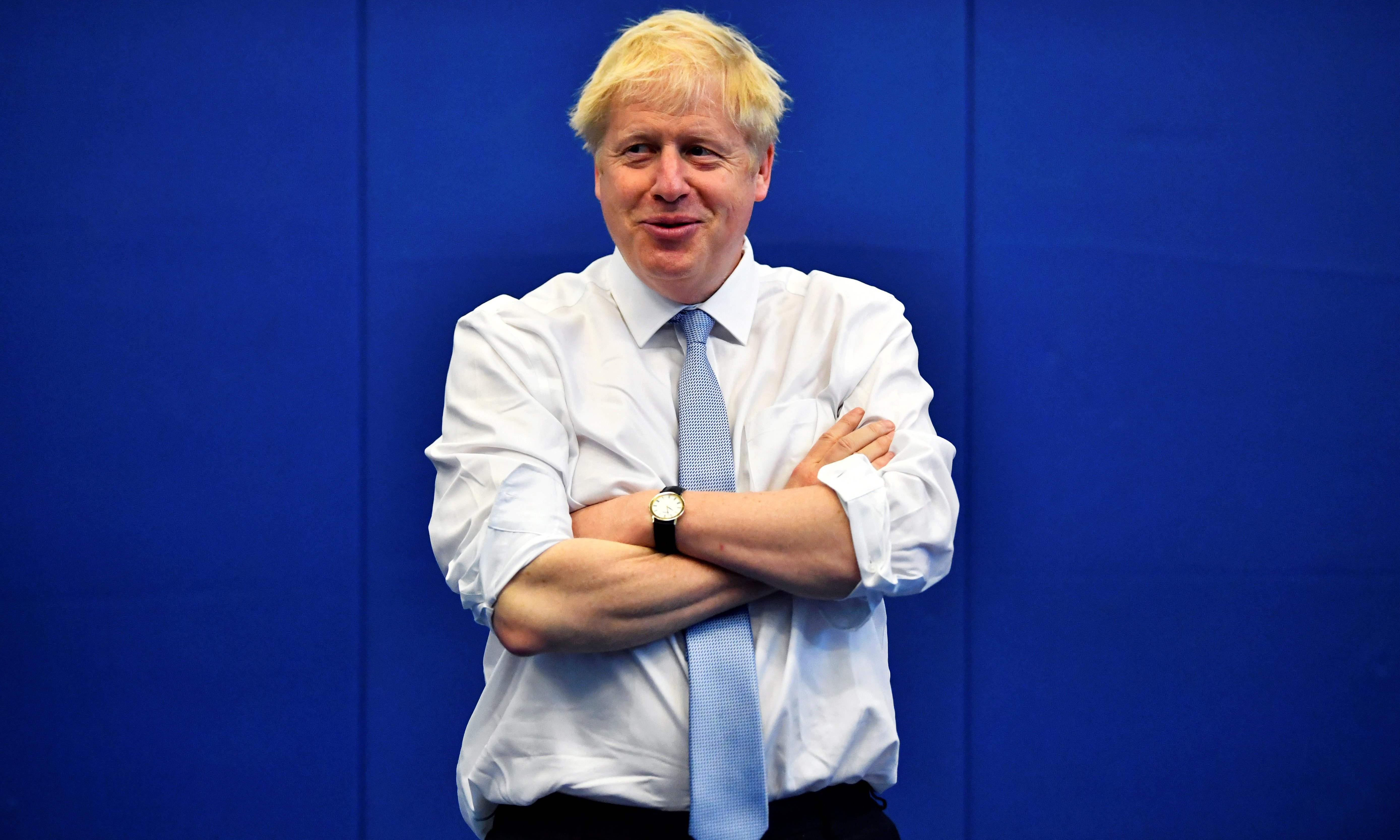What does Boris Johnson's terrible novel Seventy-Two Virgins tell us about him?