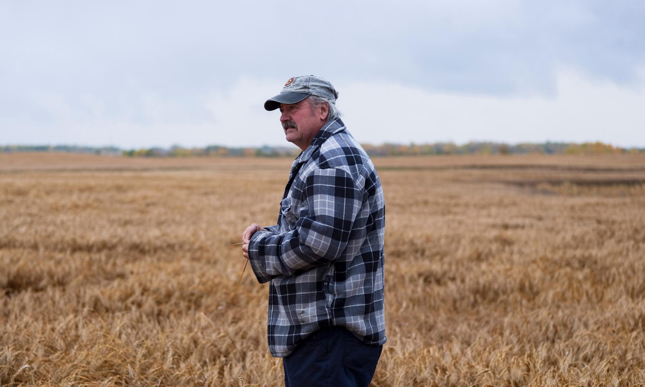 Canada's farmers pushed to the brink by politics, weather and banks