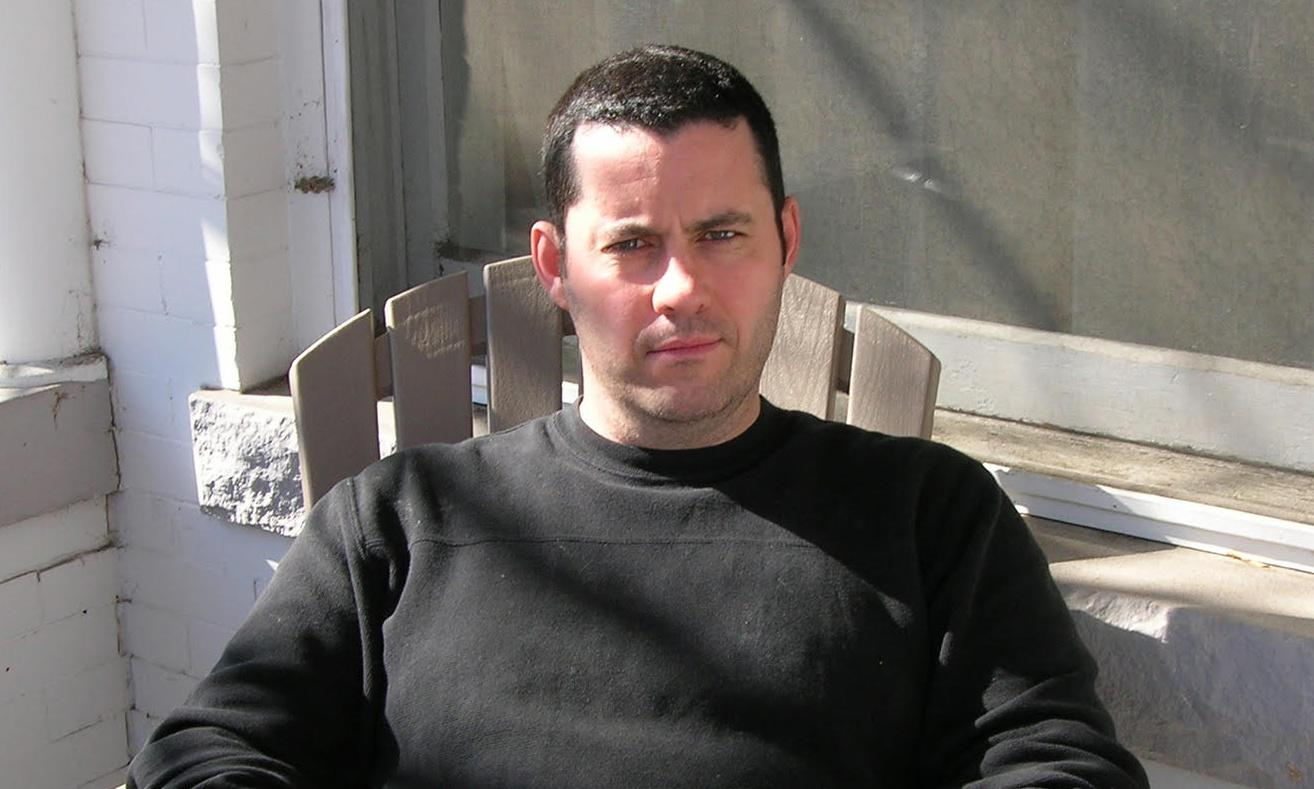 From Uber driving to huge book deal: Adrian McKinty's life-changing phone call
