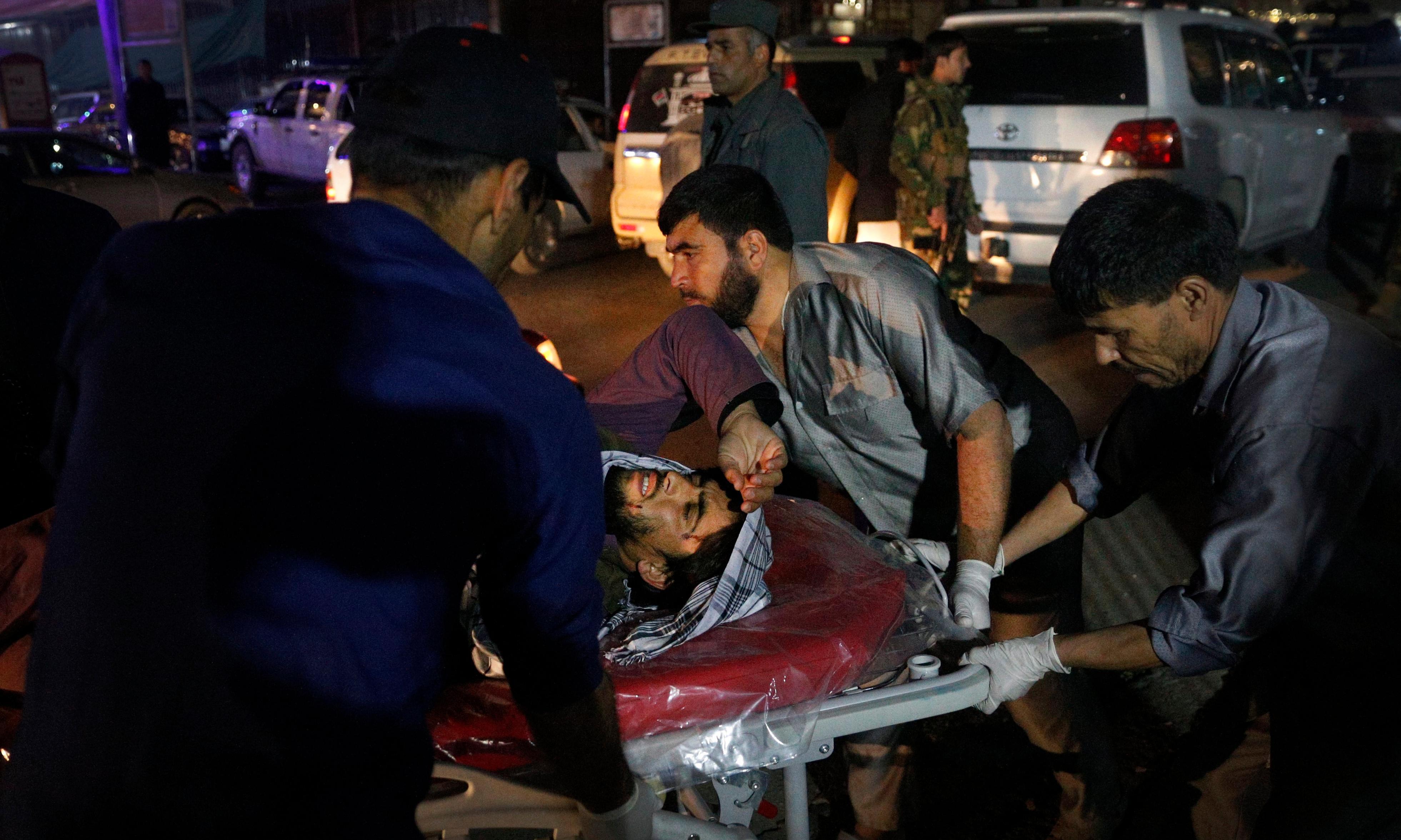 Afghanistan suicide bomber kills scores of Muslim scholars