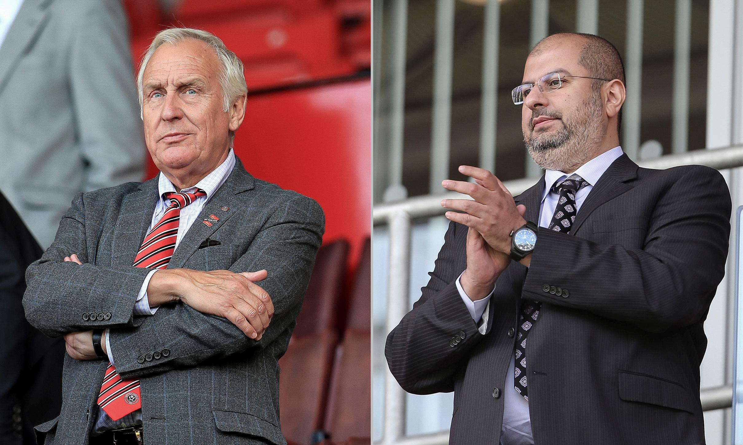 Sheffield United's Prince Abdullah defends Bin Ladens over club links