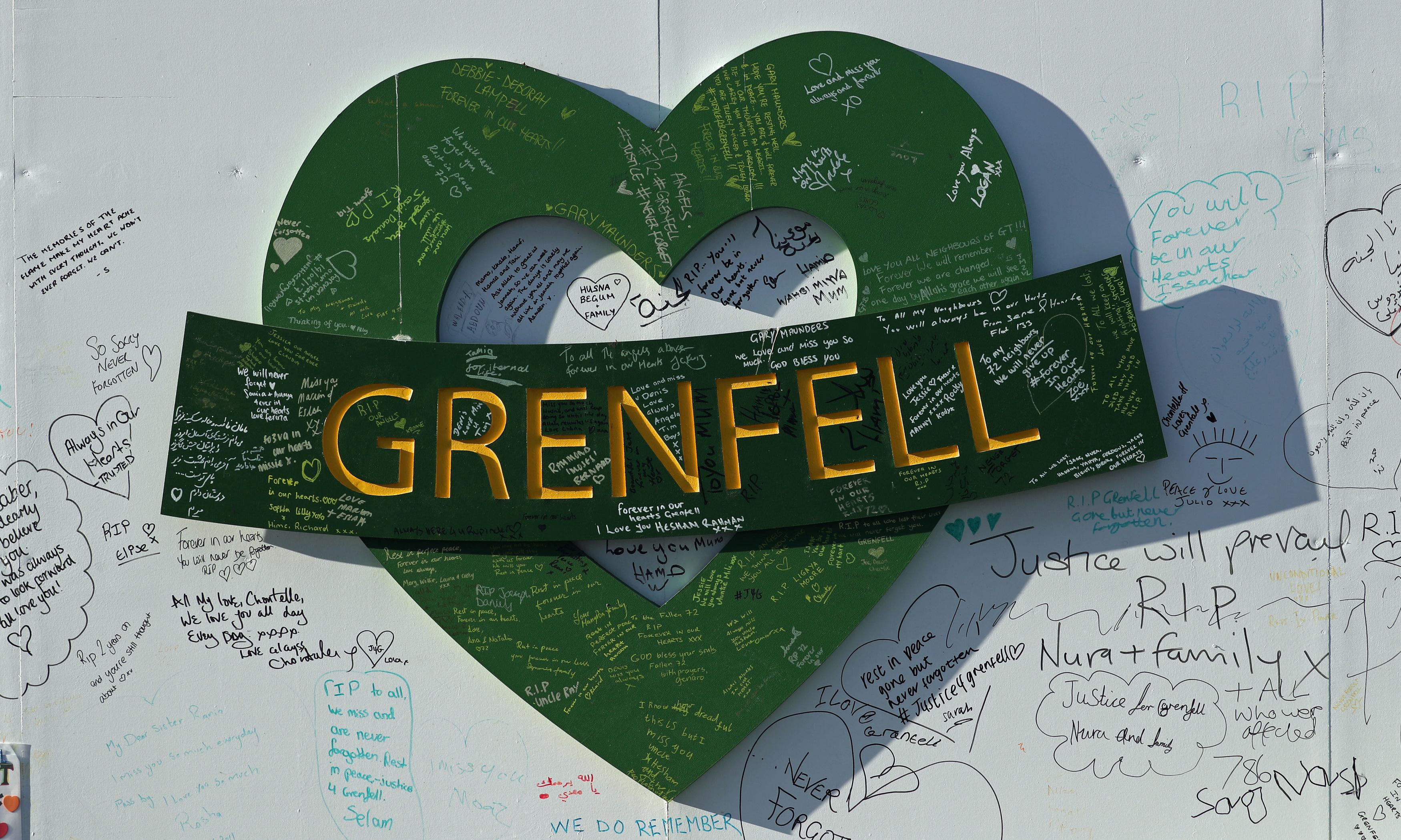 Grenfell inquiry to restart with statements from private firms
