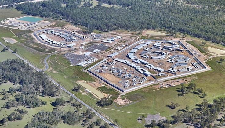 Australia's biggest and most expensive jail sparks community concerns