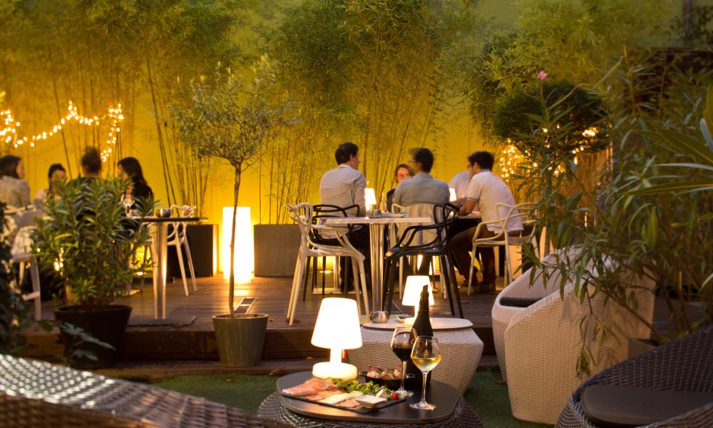The Wine Bar Le Boutique Hôtel Bordeaux