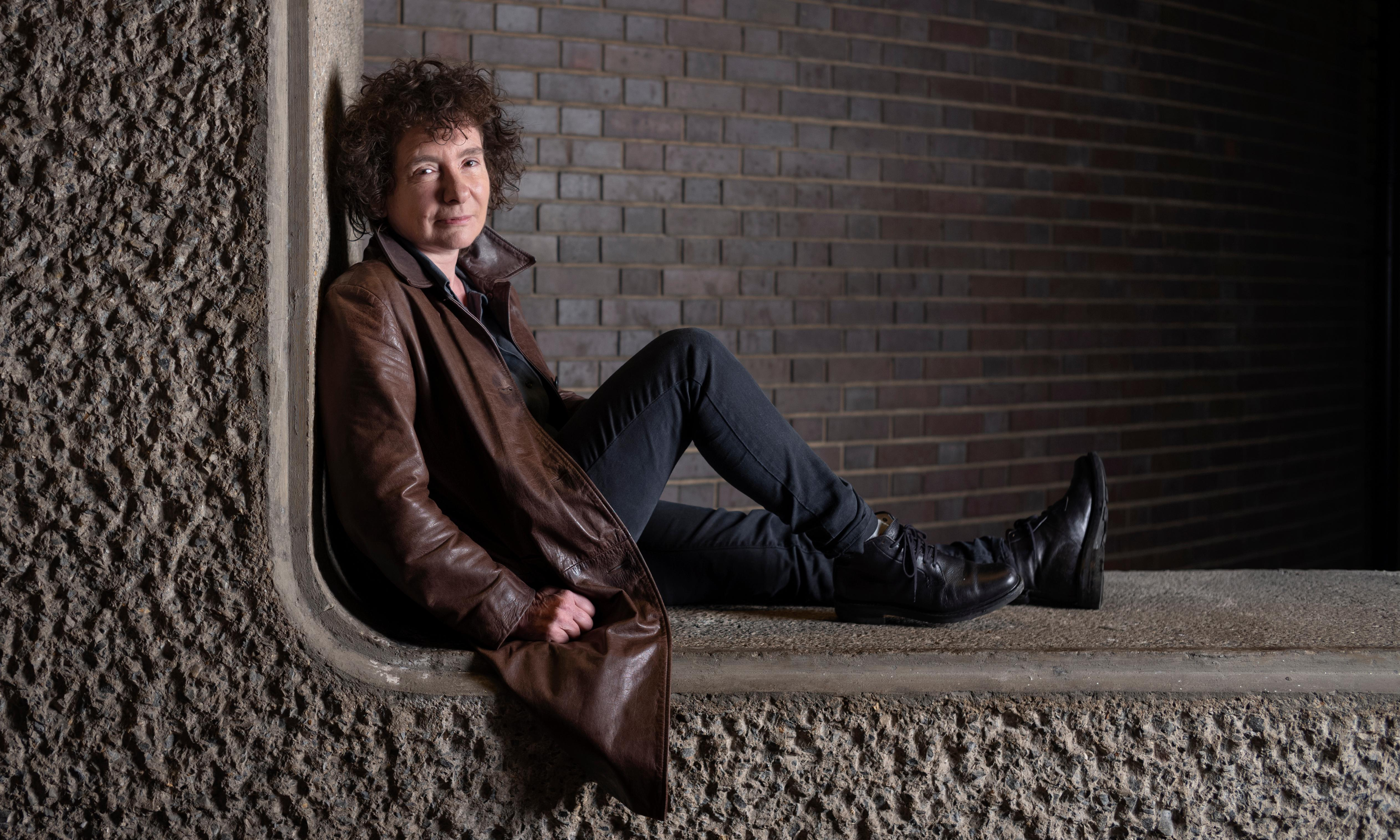 Jeanette Winterson: 'I did worry about looking at sex bots'