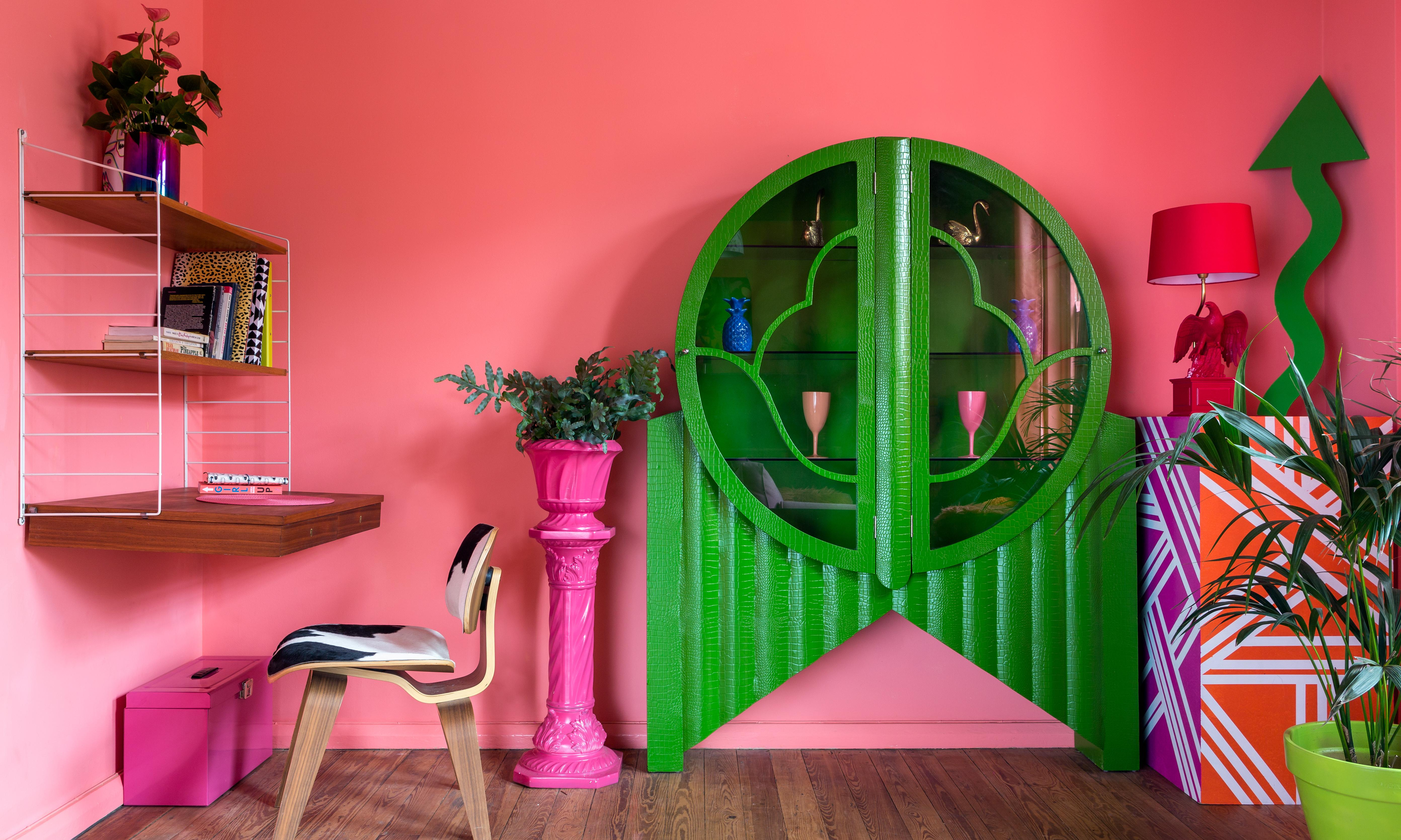 Look on the bright side: inside a psychedelic Margate home