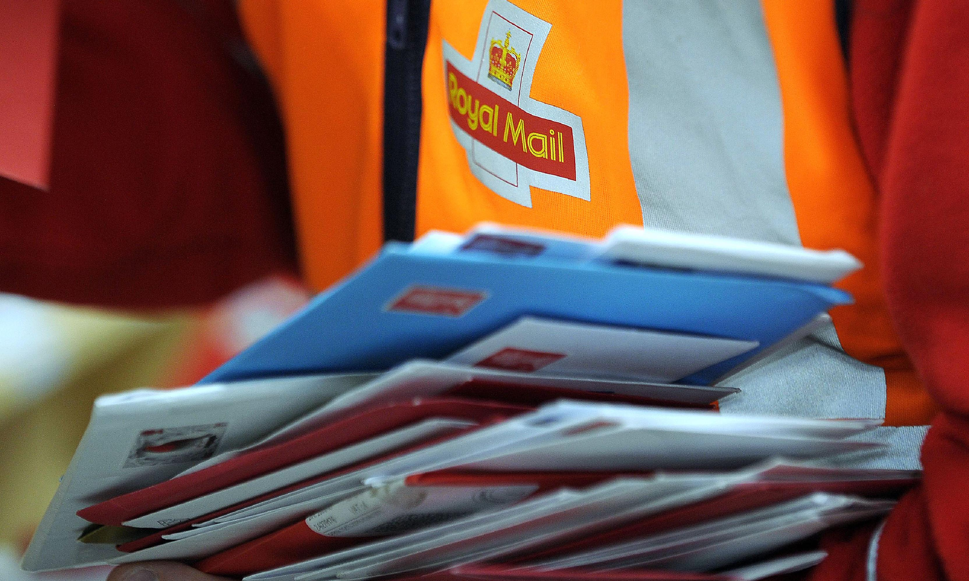 Royal Mail to raise price of stamps to offset losses