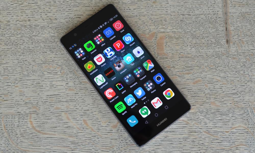 Huawei p9 plus revizio