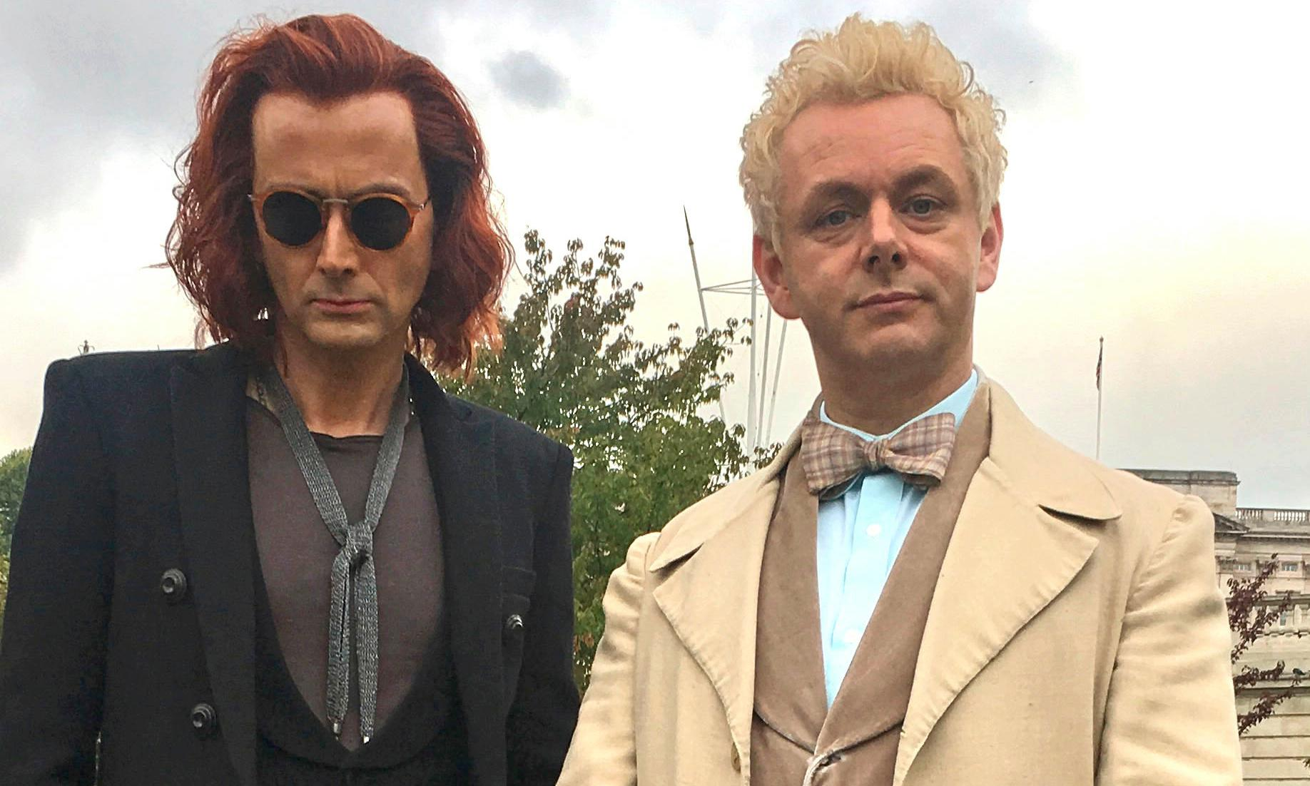 Good Omens is so enjoyable it seems bad form to spot the flaws