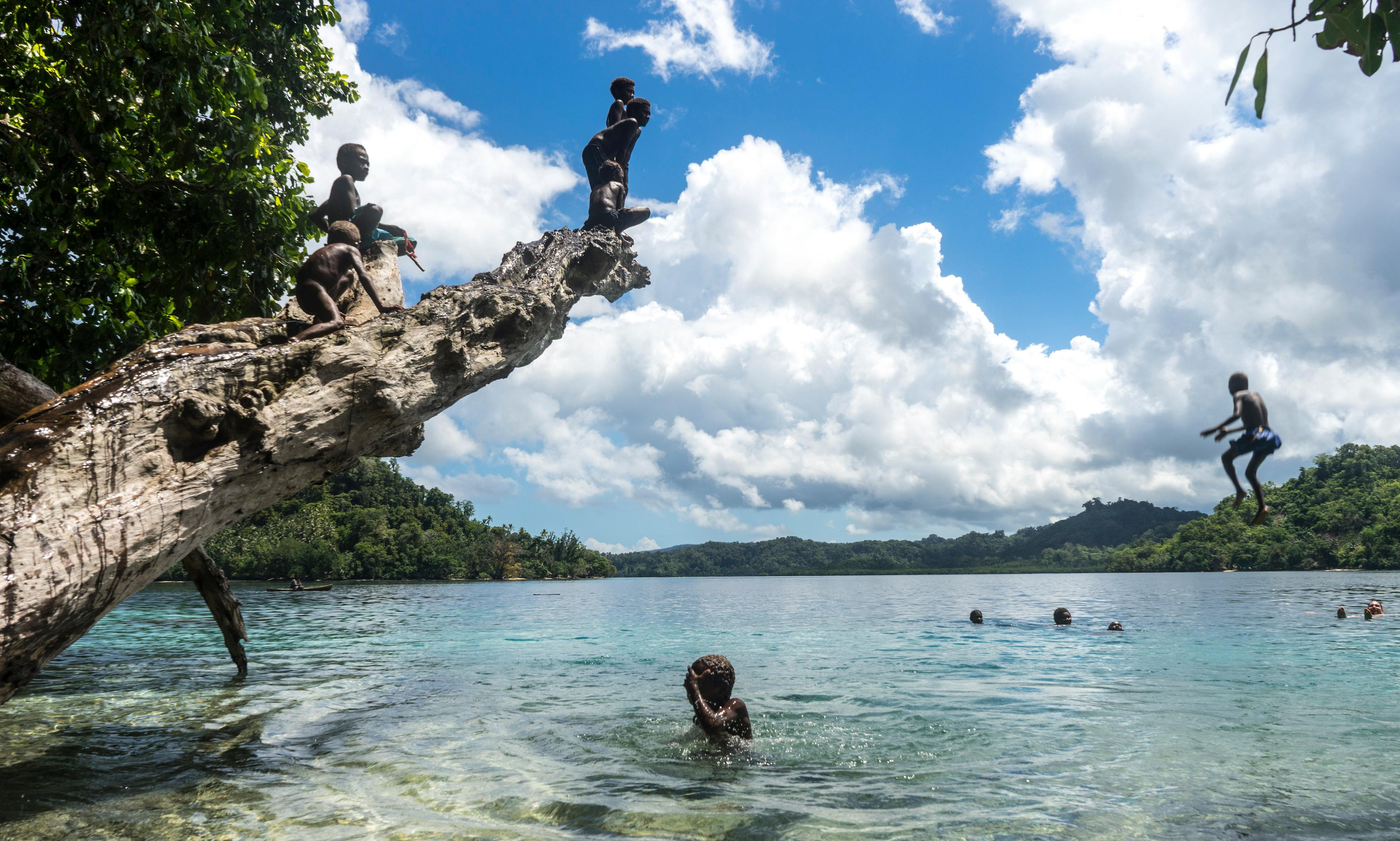 When China came calling: inside the Solomon Islands switch
