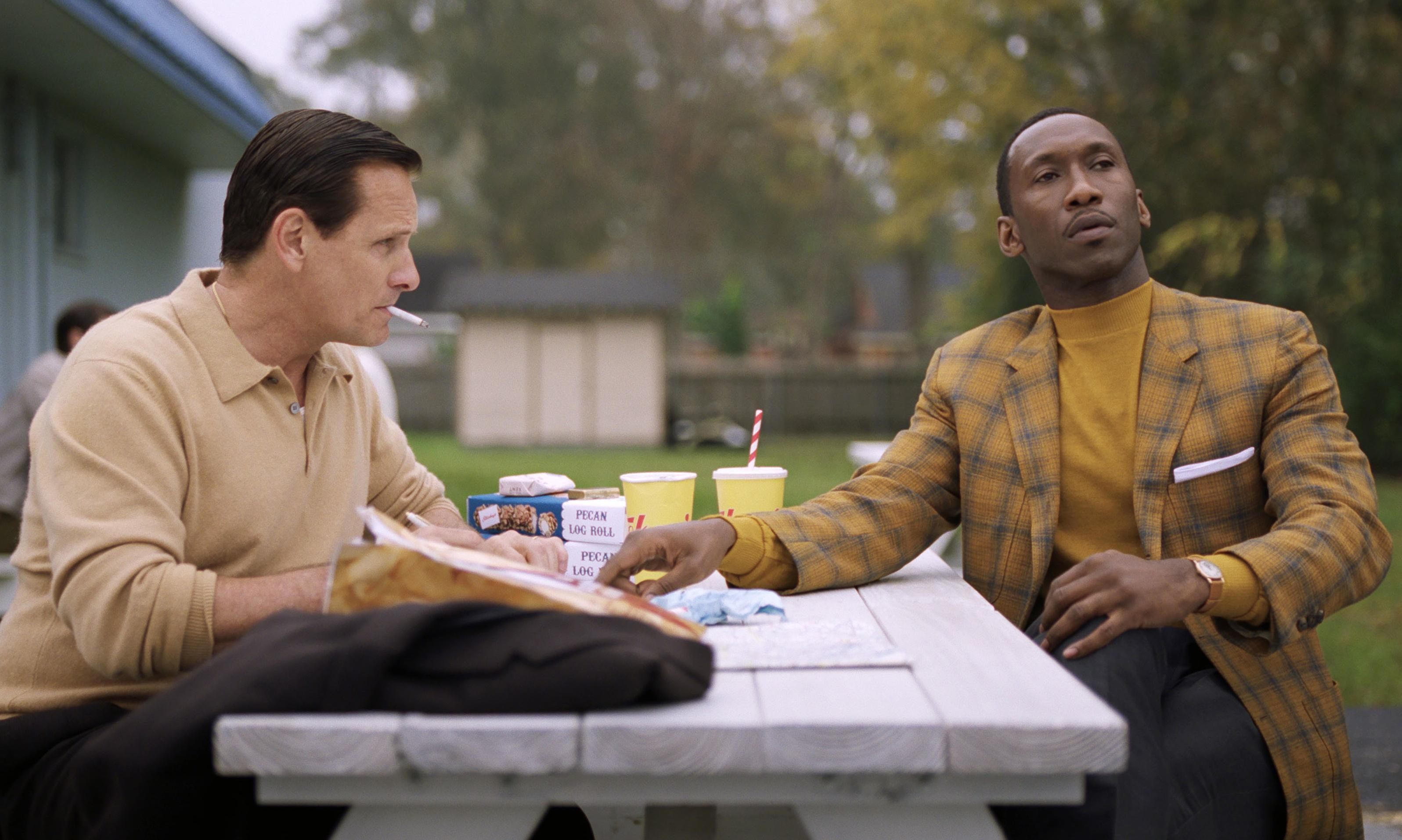 Why Green Book should win the best picture Oscar