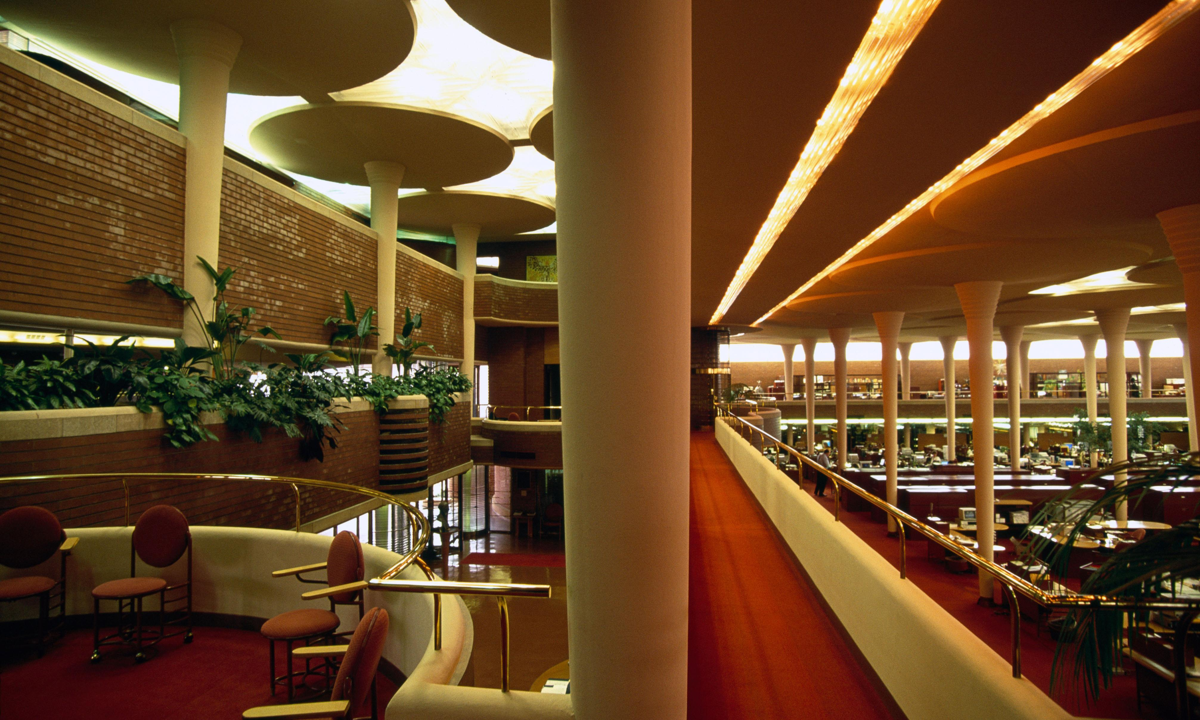 Daniel Libeskind: 'Frank Lloyd Wright inspired me to go beyond the obvious'