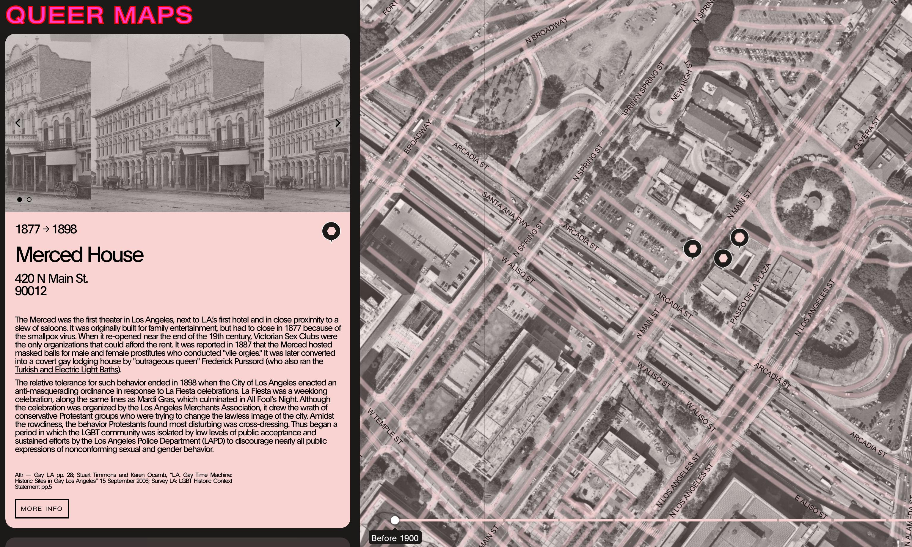 Masked balls and gay uprisings: Queer Maps is a guide to 150 years of LGBTQ history