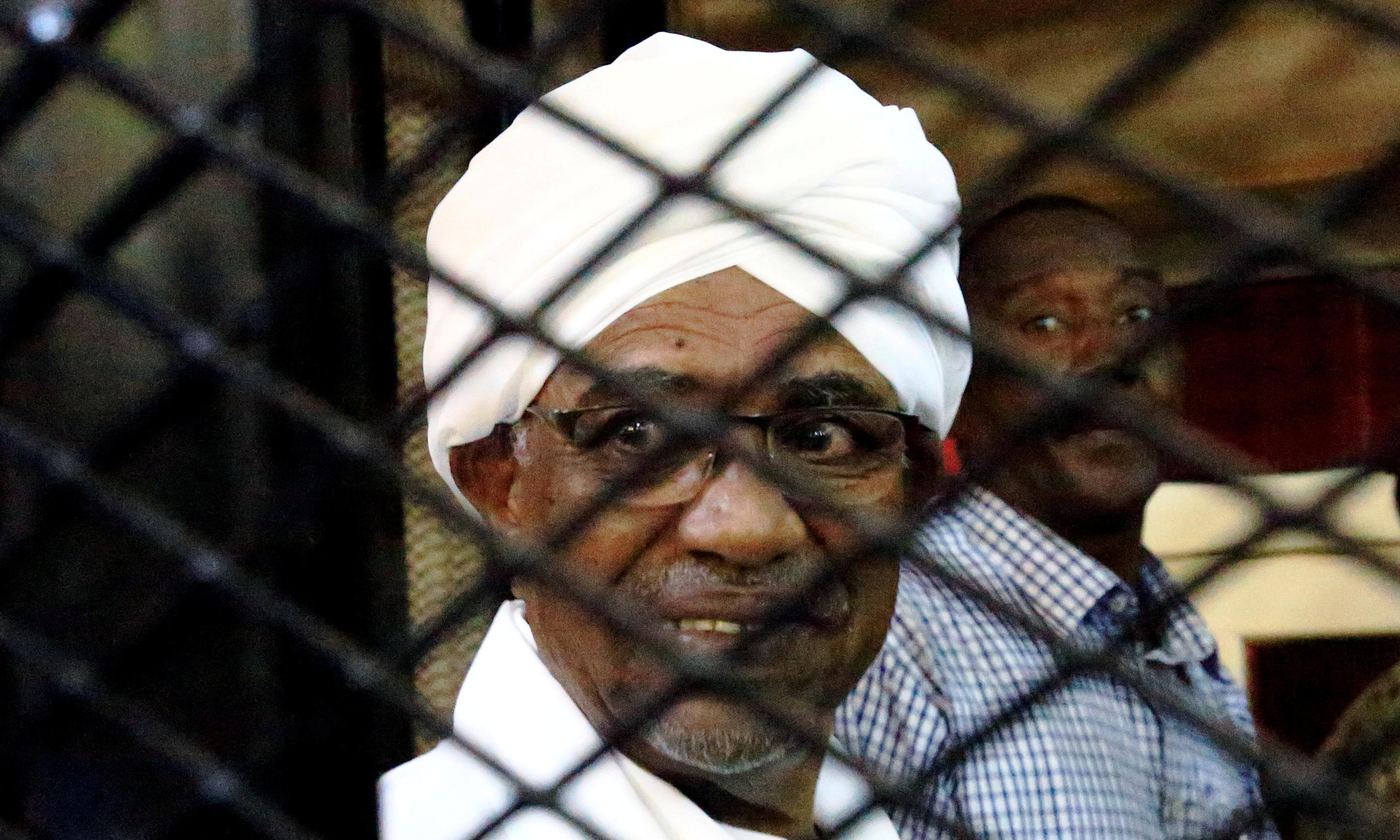 Ex-Sudan leader Omar al-Bashir jailed for two years for corruption
