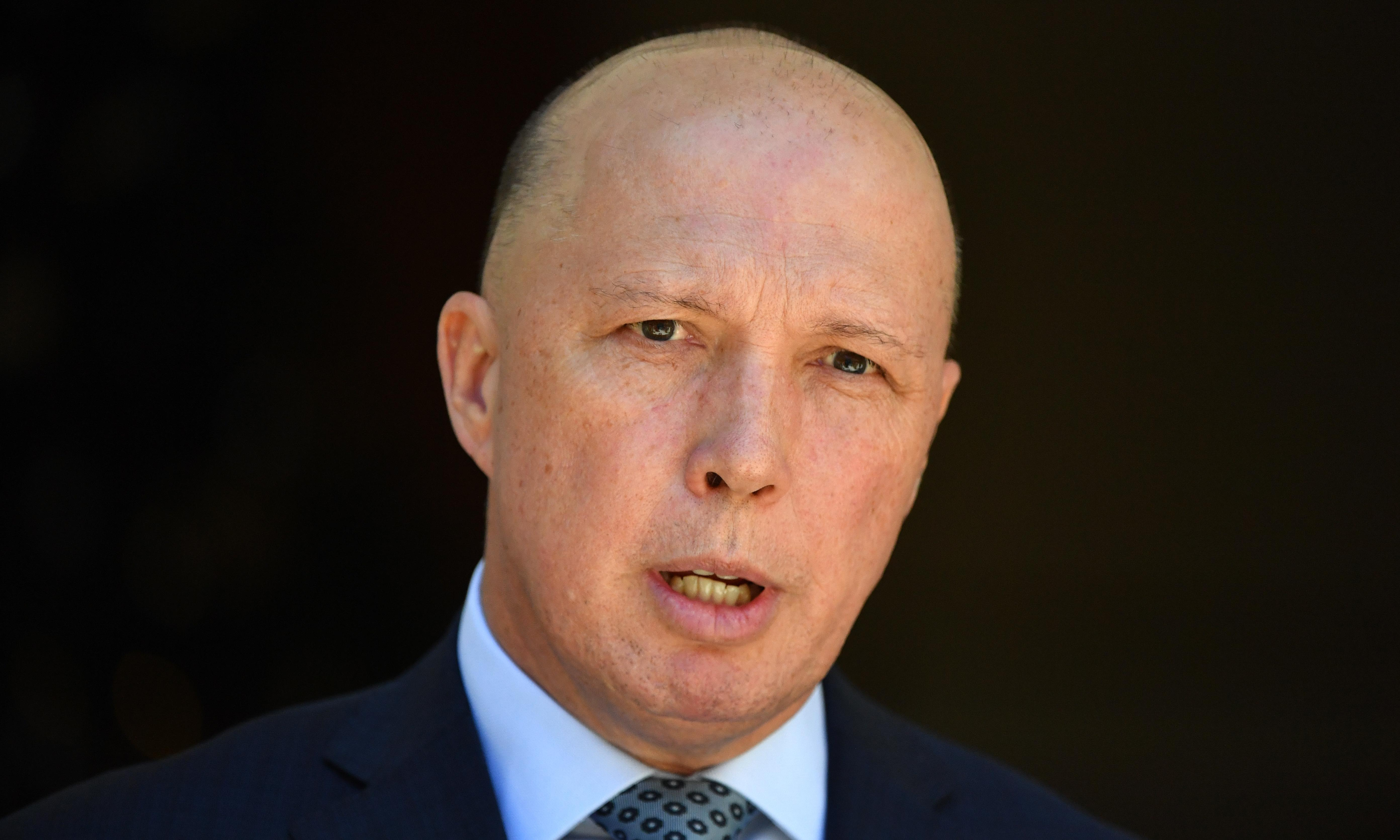 Labor calls on Dutton to explain if classified leak over medevac came from his staff