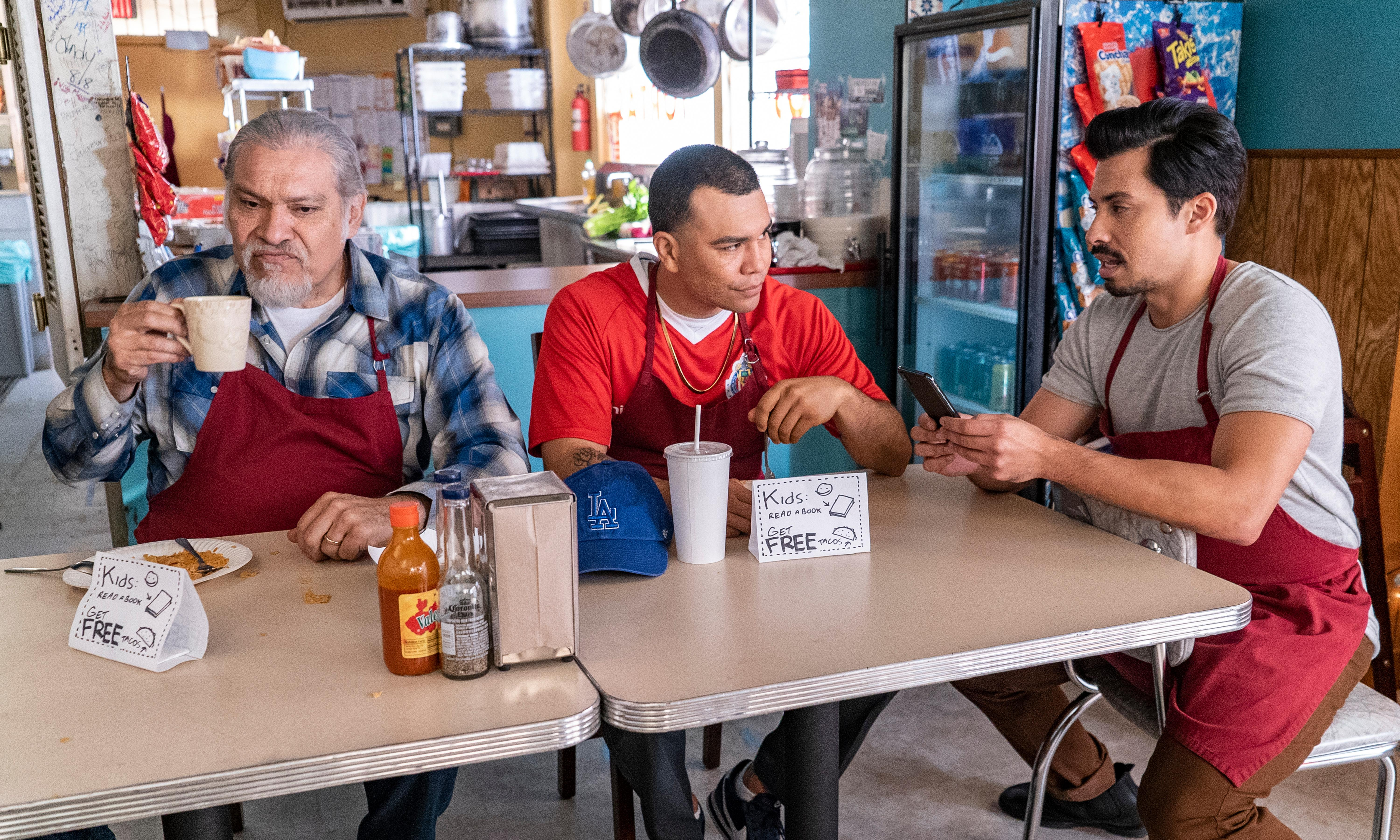 Foodie tourism and protests: LA's gentrification battles play out in Netflix's Gentefied