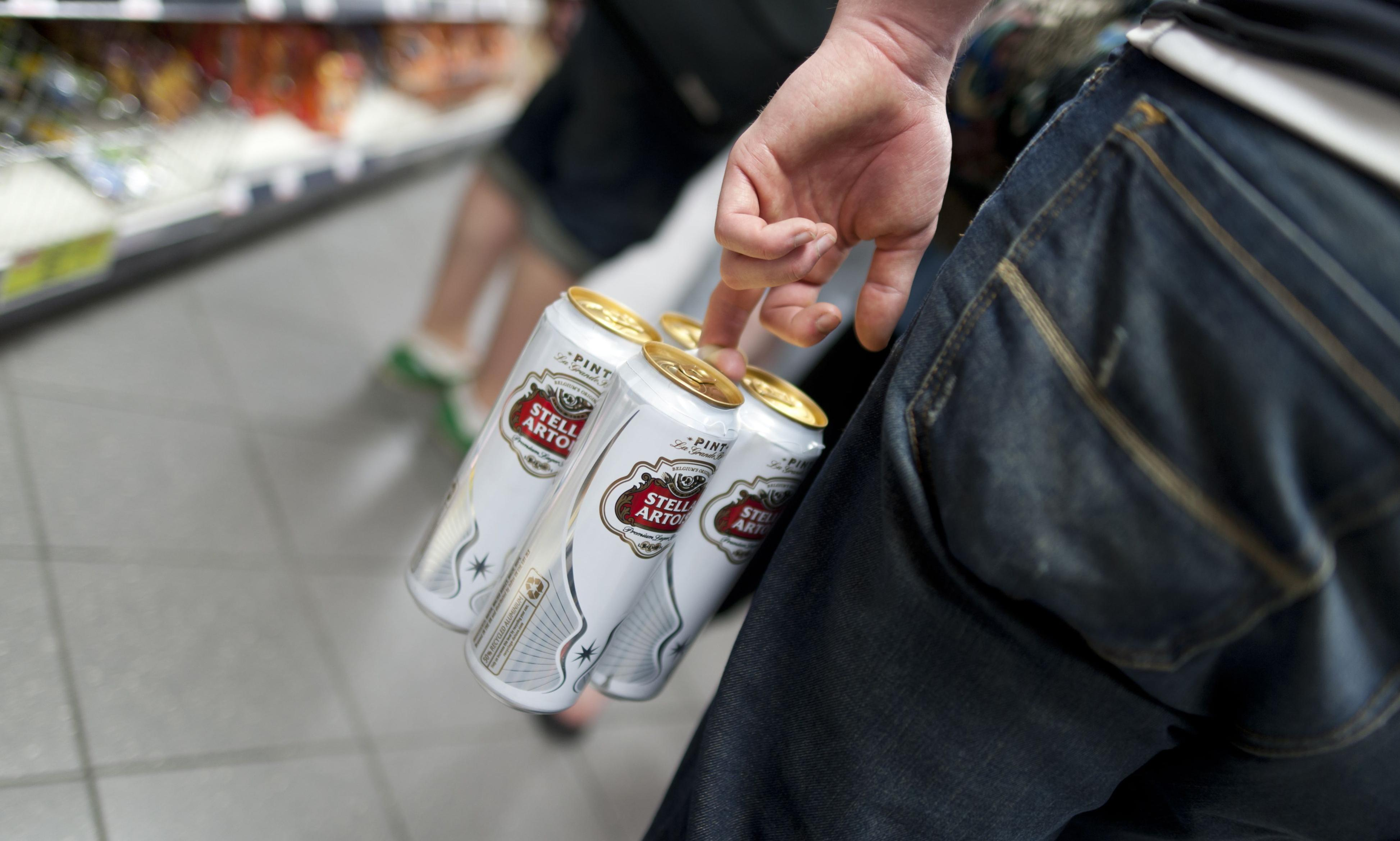 Budweiser to stop using plastic for all its UK beer four-packs before 2021