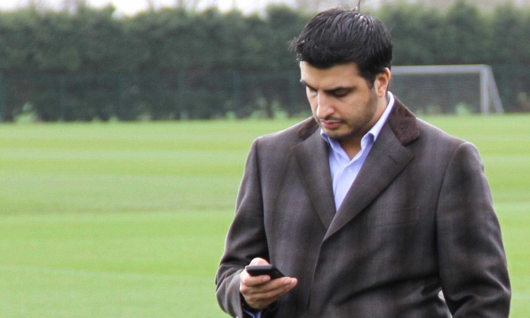 Agent Saif Rubie banned for six weeks and fined over 'improper' use of Twitter