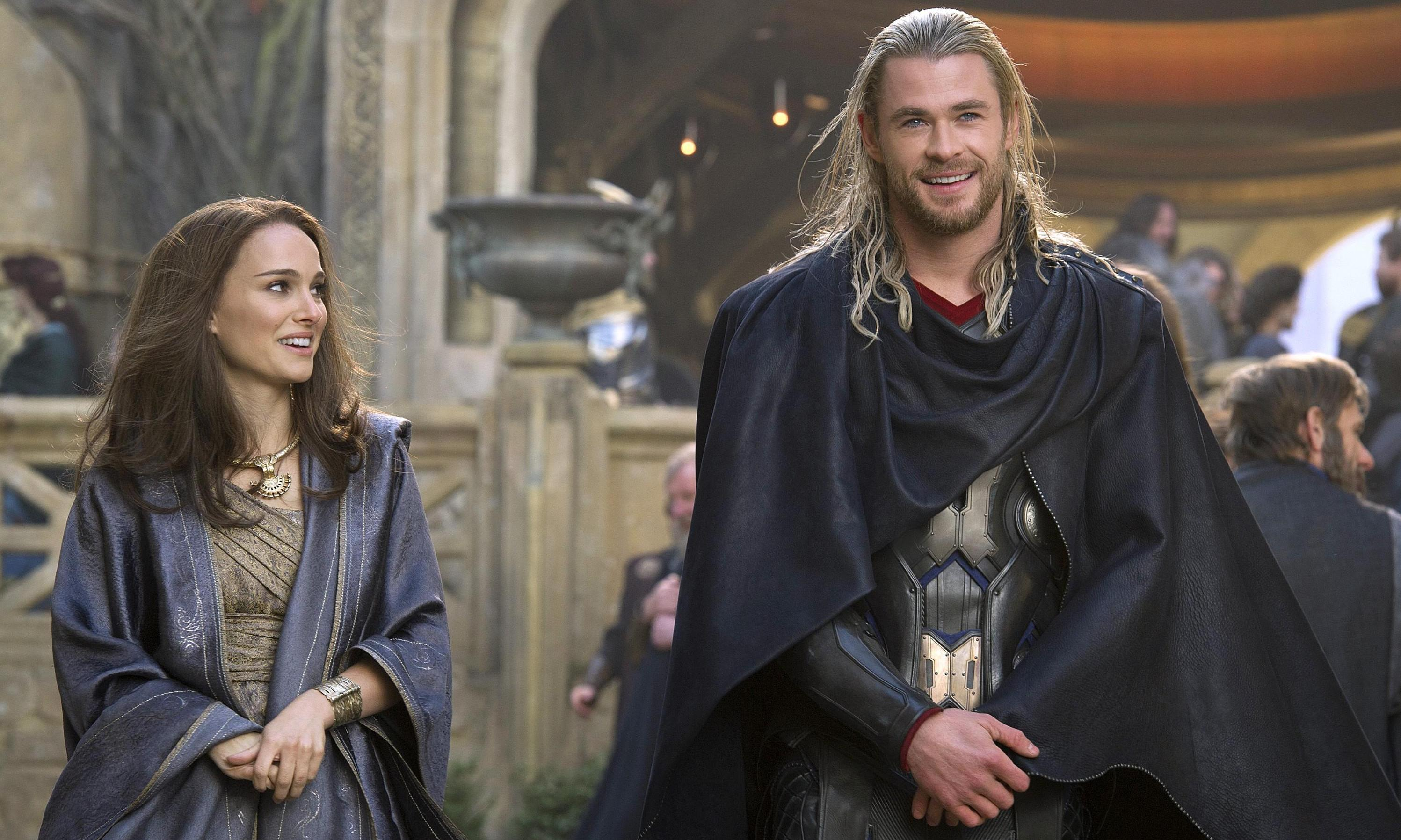 Natalie Portman confirmed as Mighty Thor in Marvel sequel