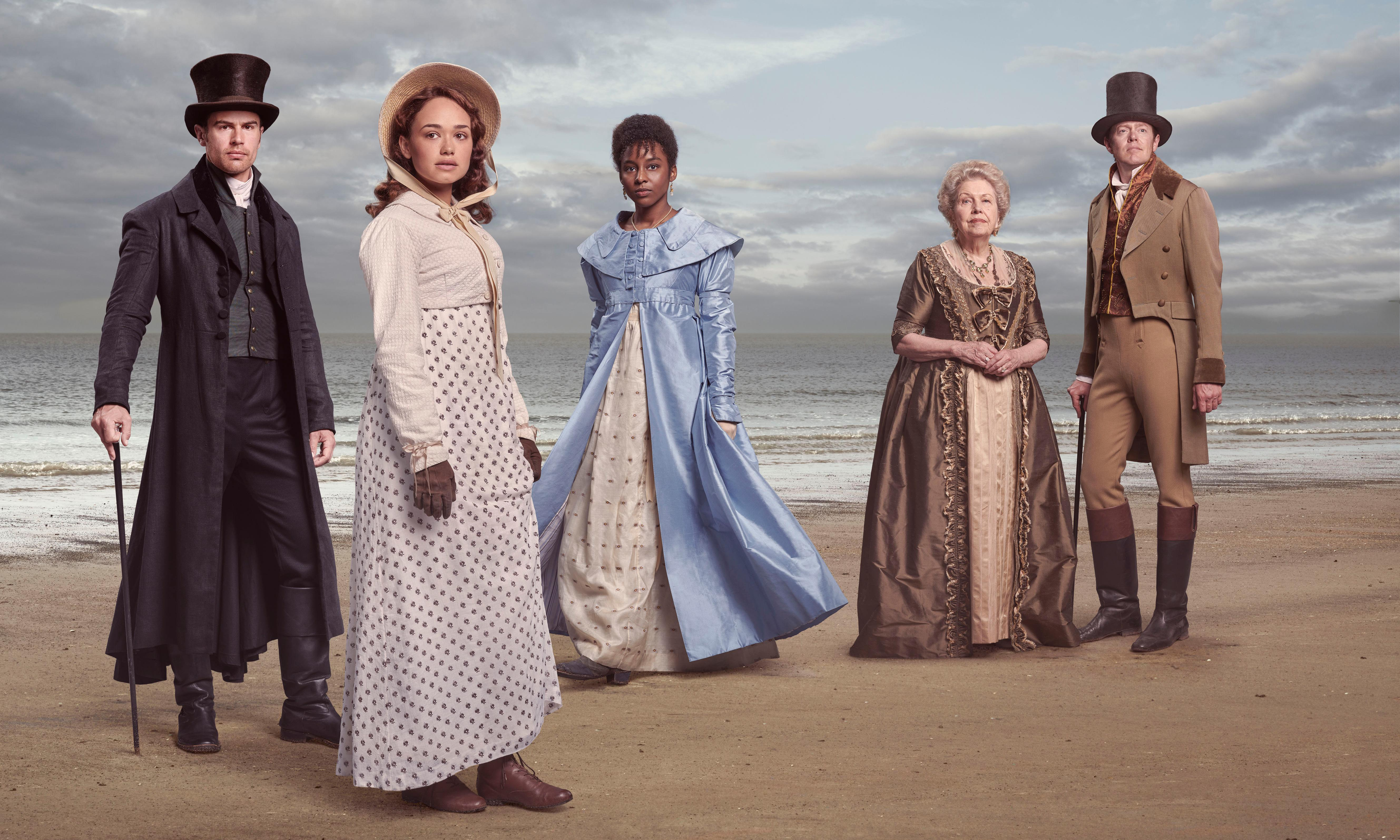 Sanditon review – every period drama box is ticked