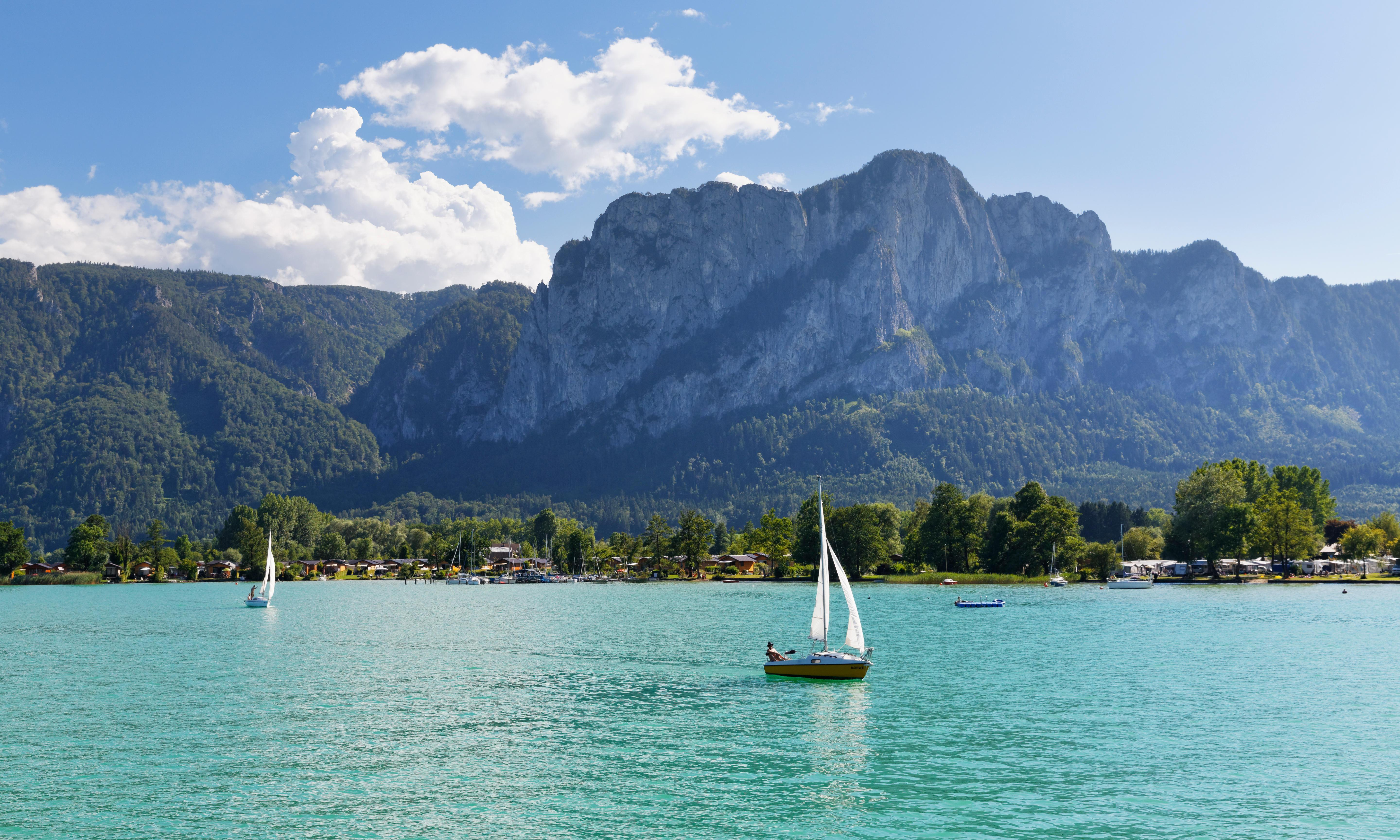 British man drowns in Austria after getting cramp while swimming