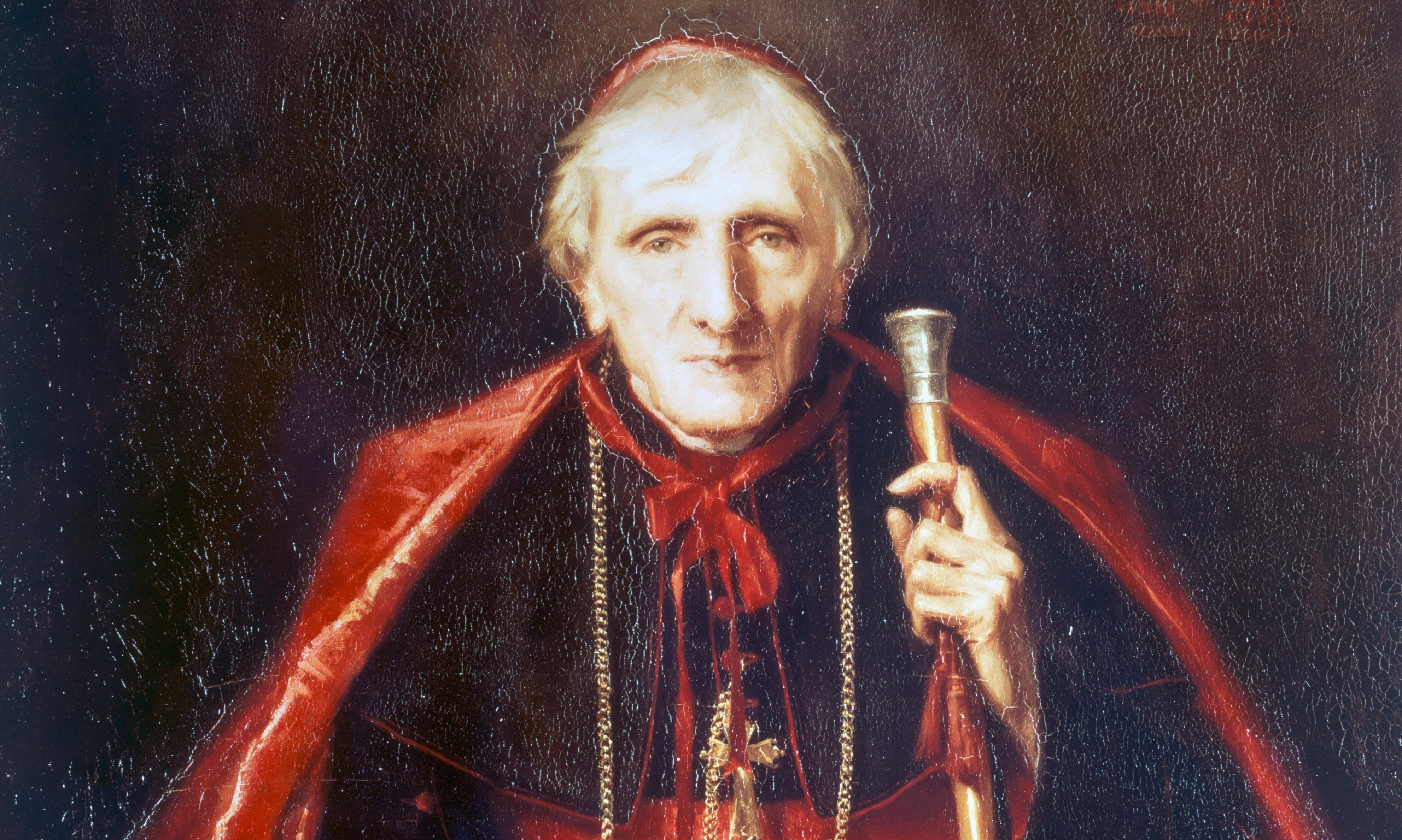 The death of Cardinal Newman – archive, 12 August 1890
