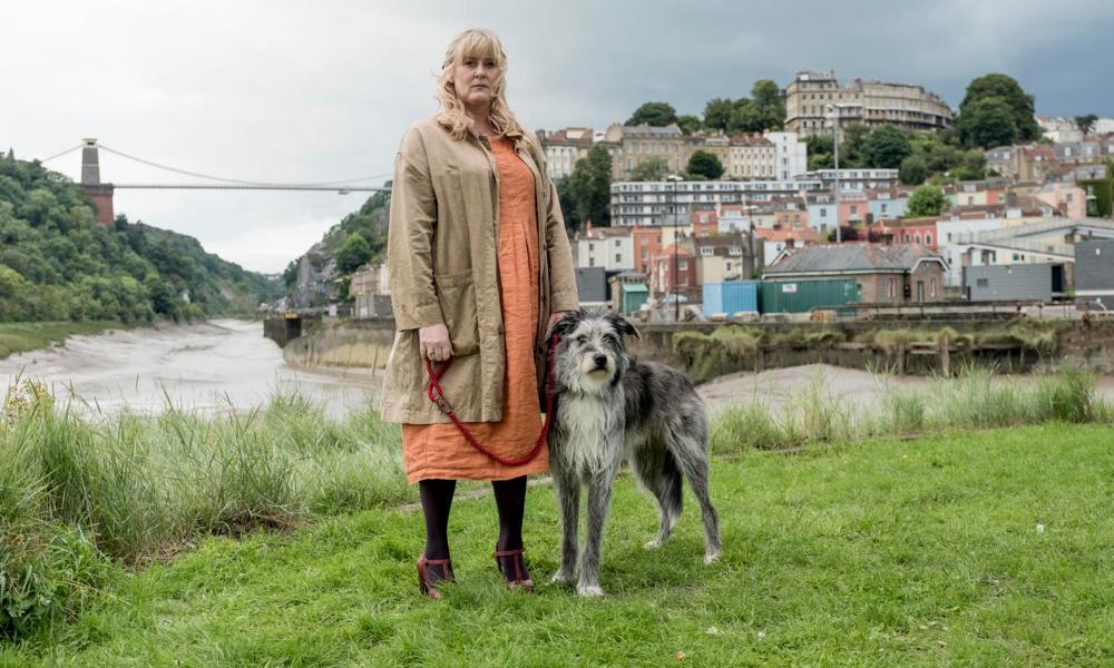 Sarah Lancashire as gutsy social worker Miriam in the 'utterly enthralling' Kiri