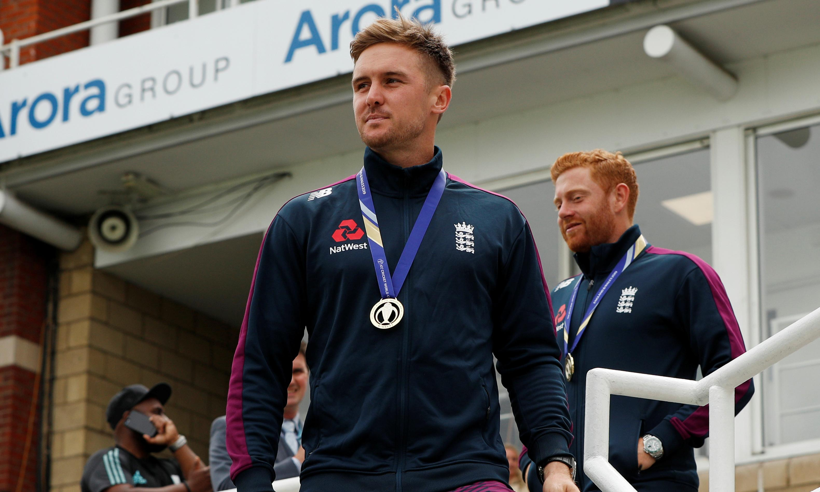 Jason Roy set to feature in Ashes after first England Test call-up