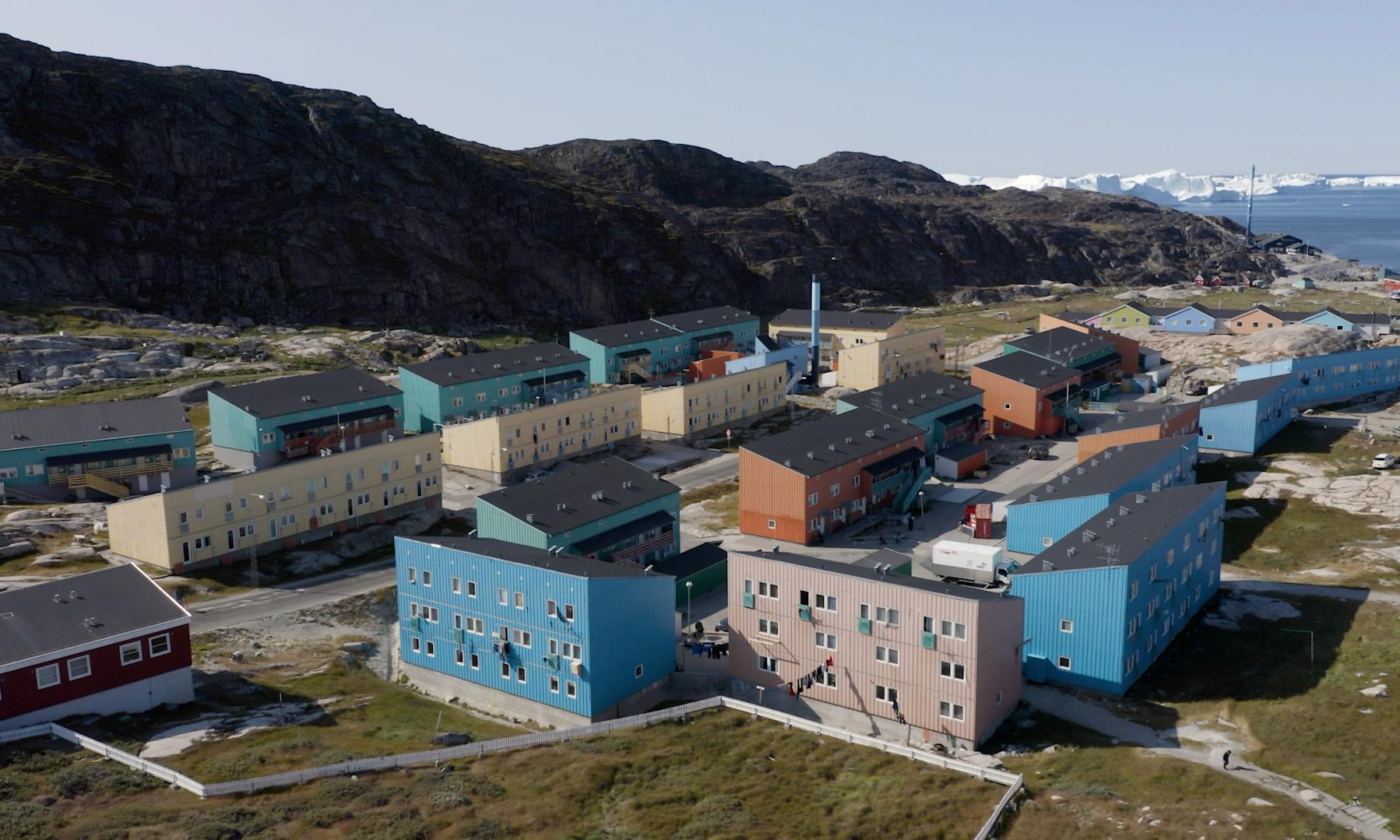 'Ecological grief': Greenland residents traumatised by climate emergency