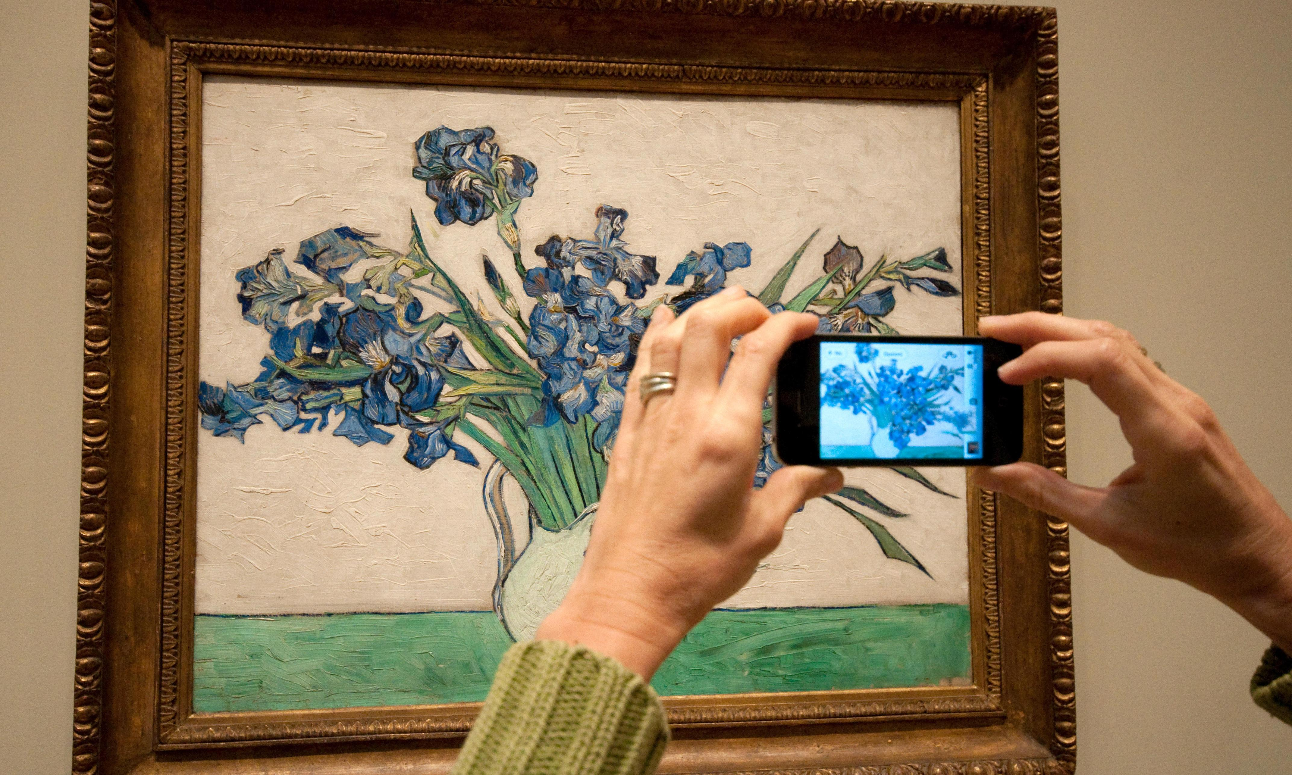 Art, aura and the doomed search for the perfect selfie