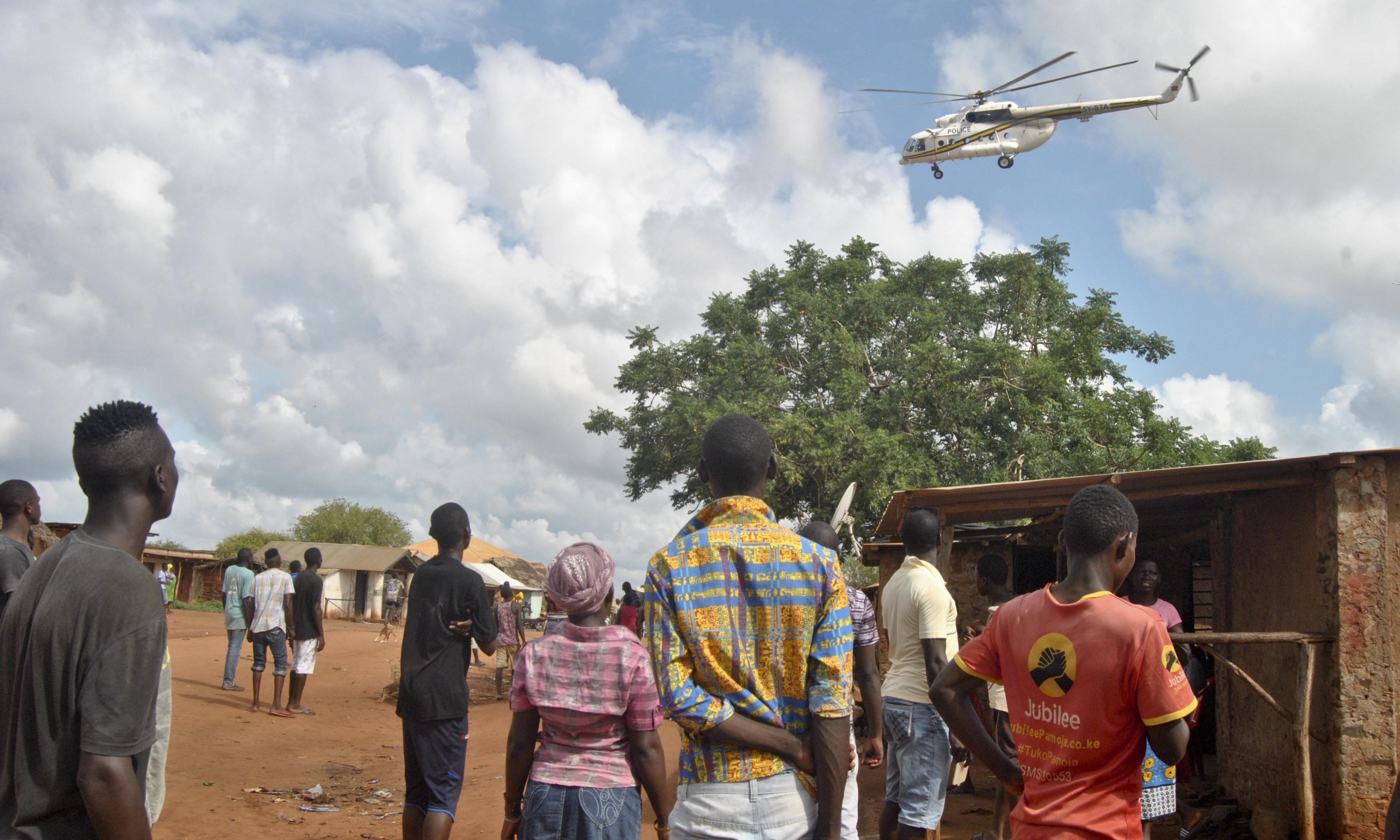 Gunmen kidnap Italian aid worker in Kenya