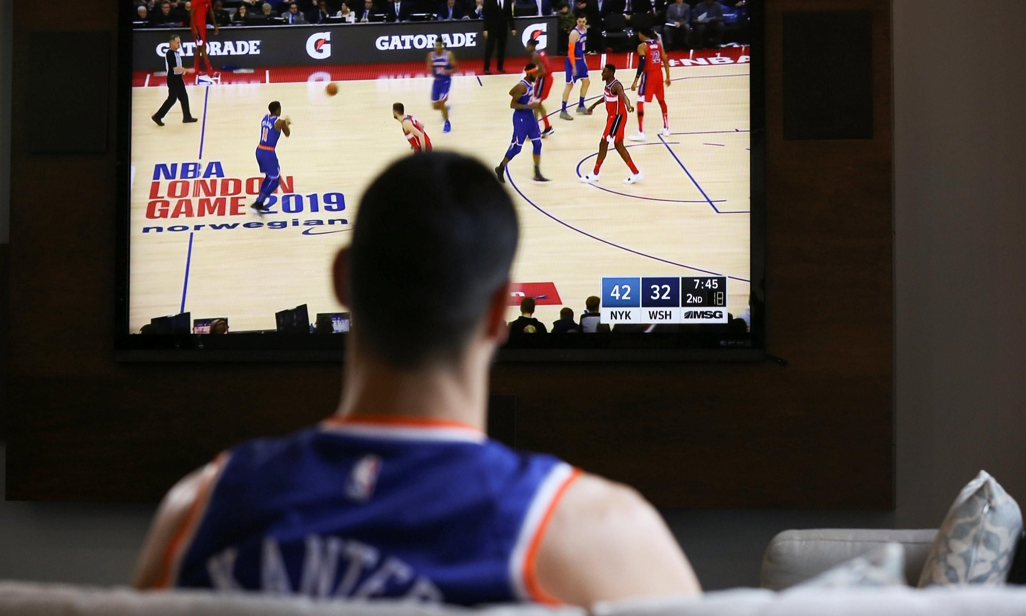 NBA backs decision by Knicks' Enes Kanter not to come to London