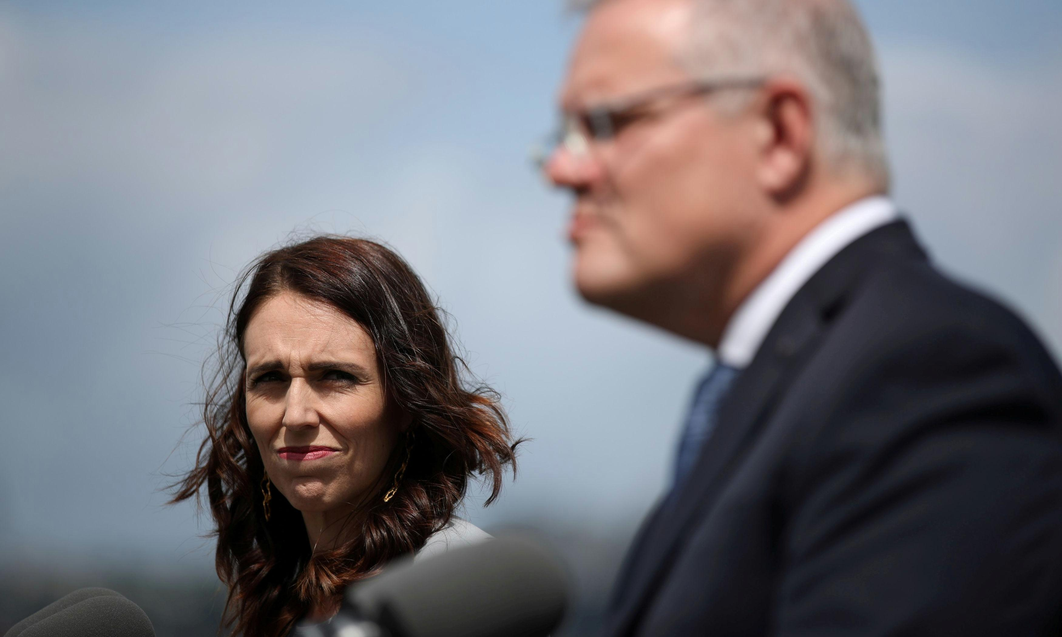 Not much love actually: Jacinda Ardern was right to call out Australia's 'corrosive' policies