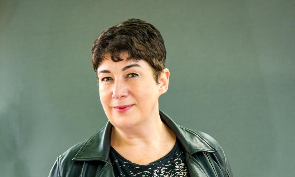 'Kevin and I sit in the garden, drinking tea and talking': Joanne Harris.
