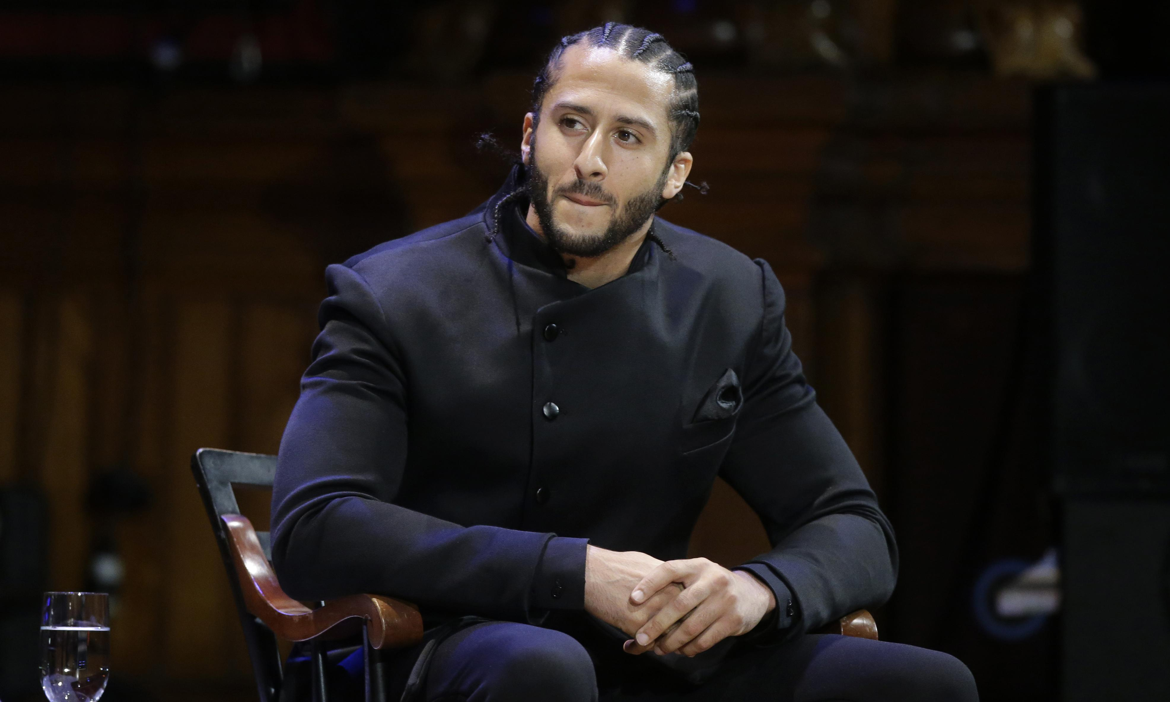 Colin Kaepernick reaches settlement with NFL over kneeling protest fallout