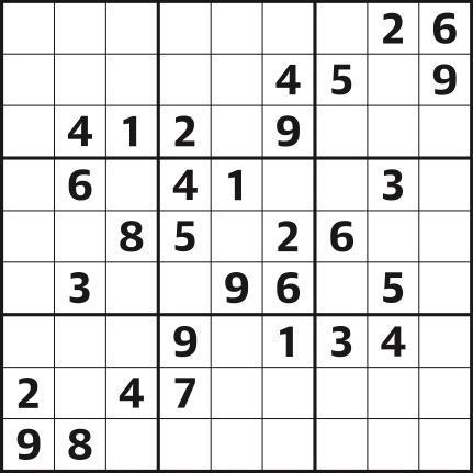 Sudoku 4,358 easy