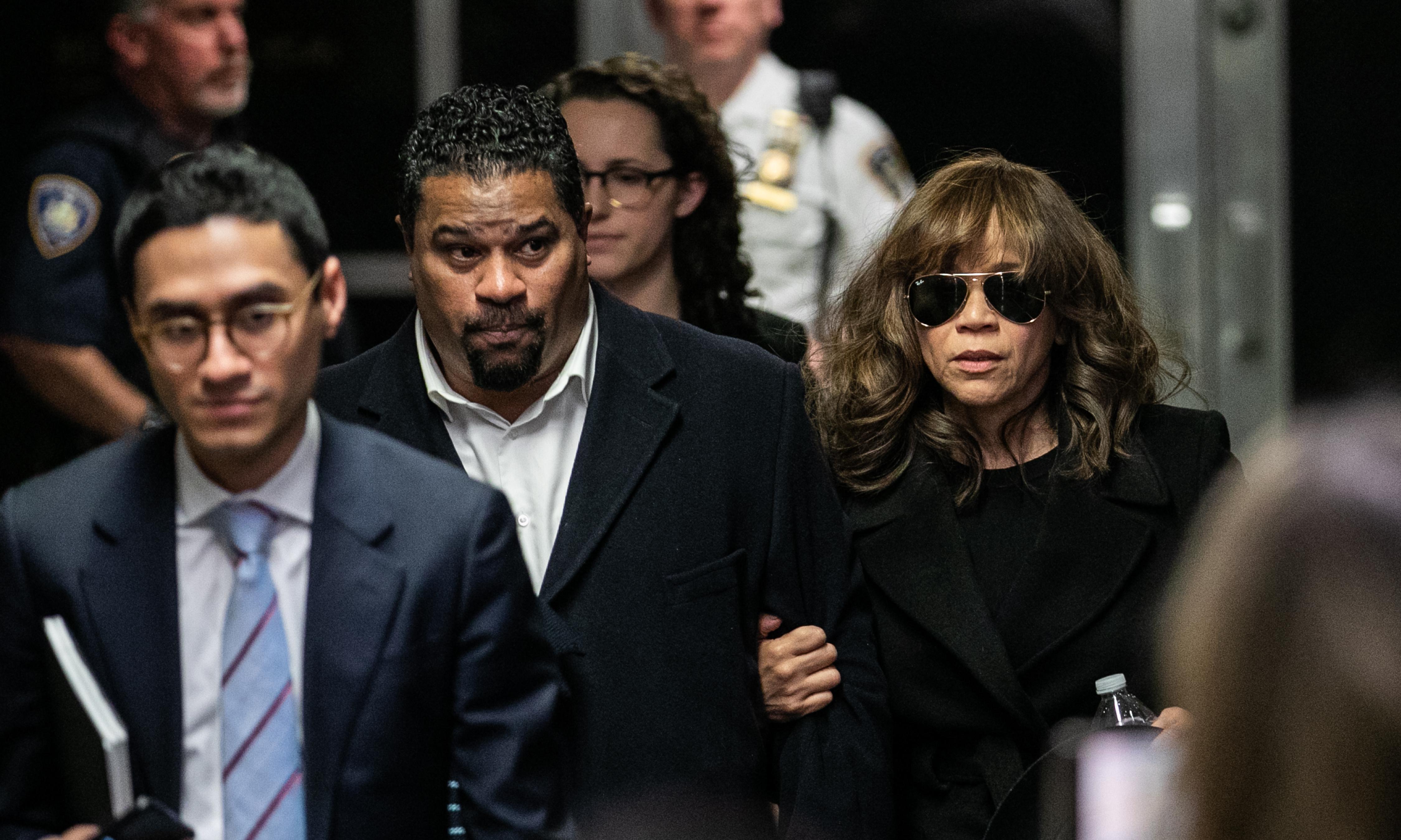 Actor Rosie Perez testifies friend told her she was raped by Harvey Weinstein