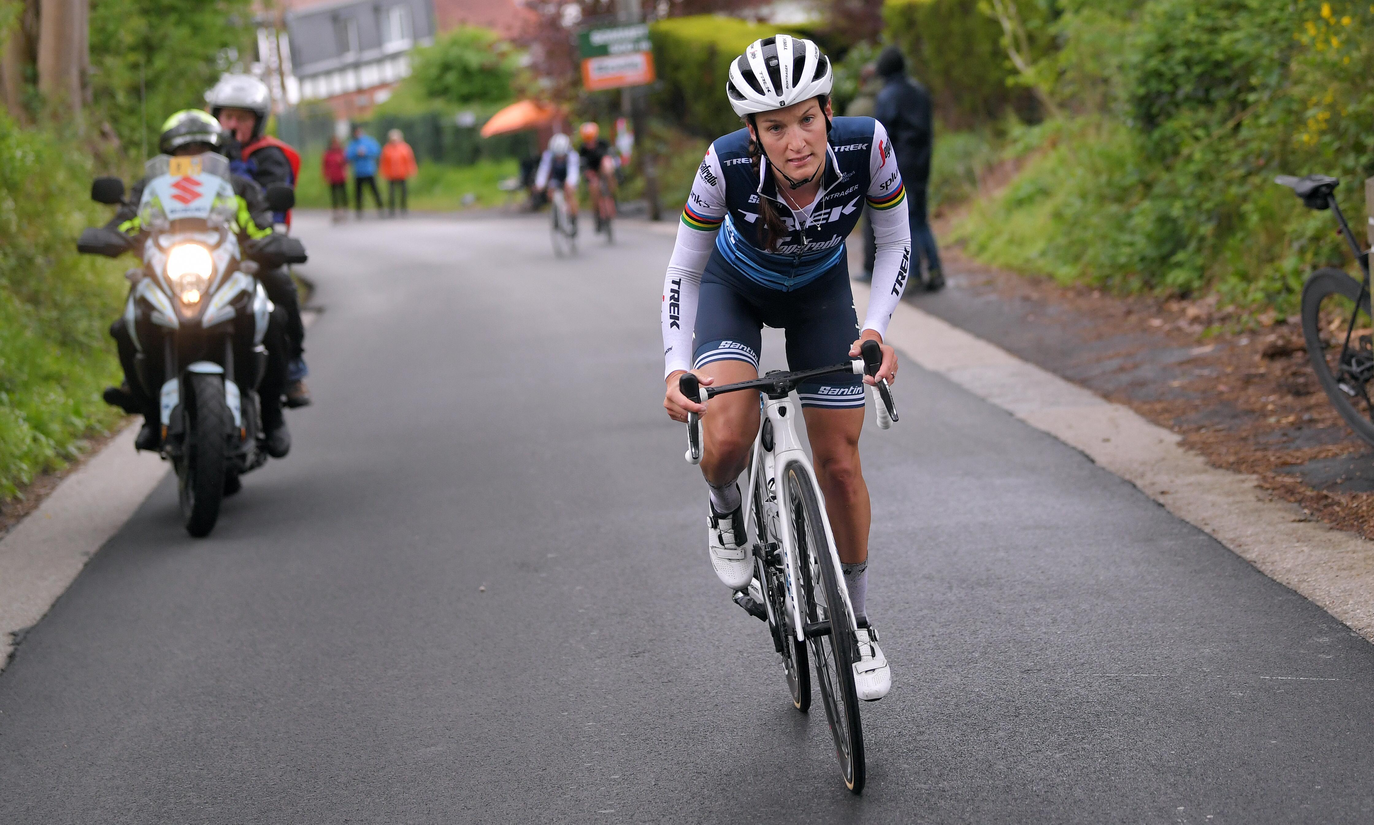 Lizzie Deignan heads GB's World Championships charge in Harrogate