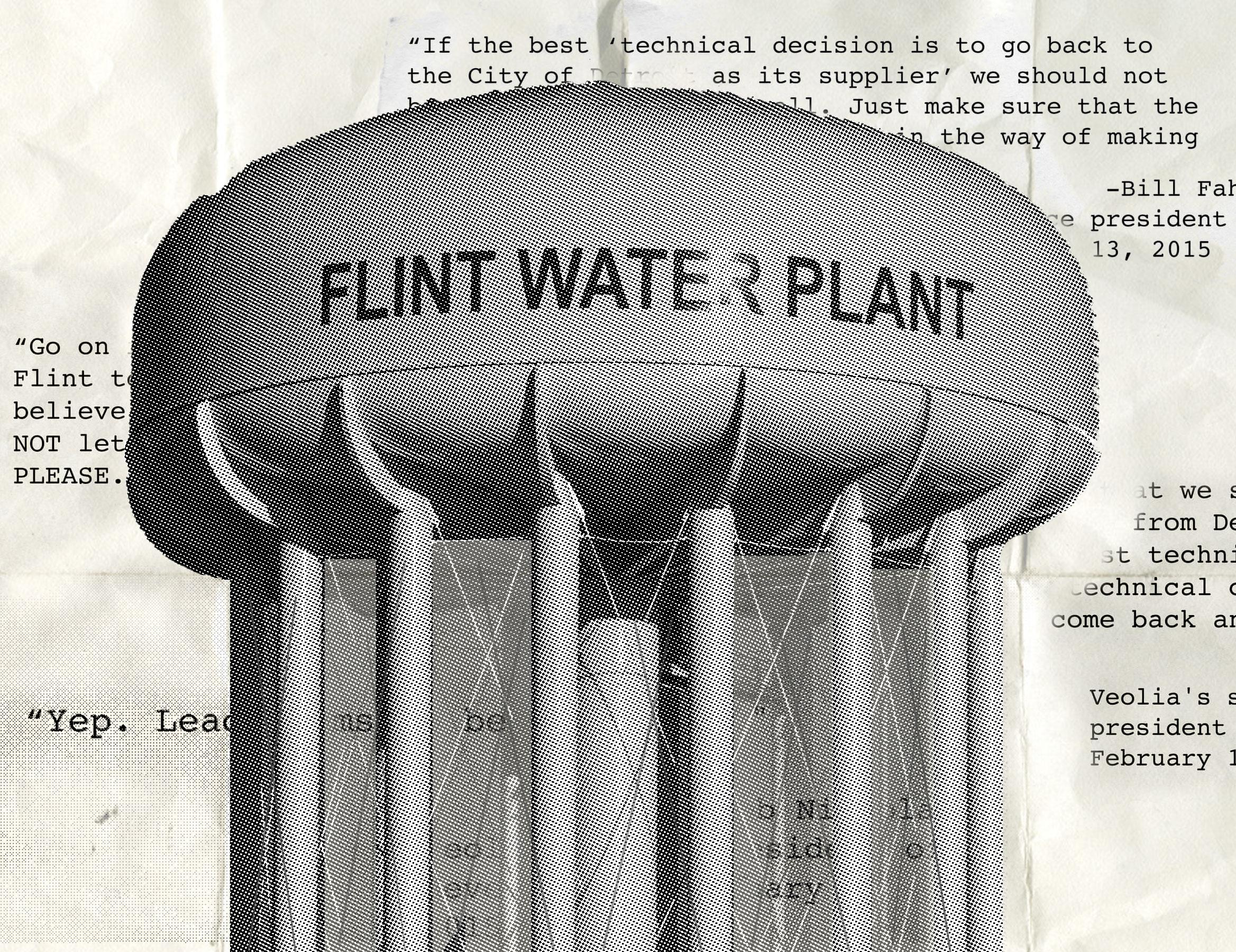 Revealed: water company and city officials knew about Flint poison risk