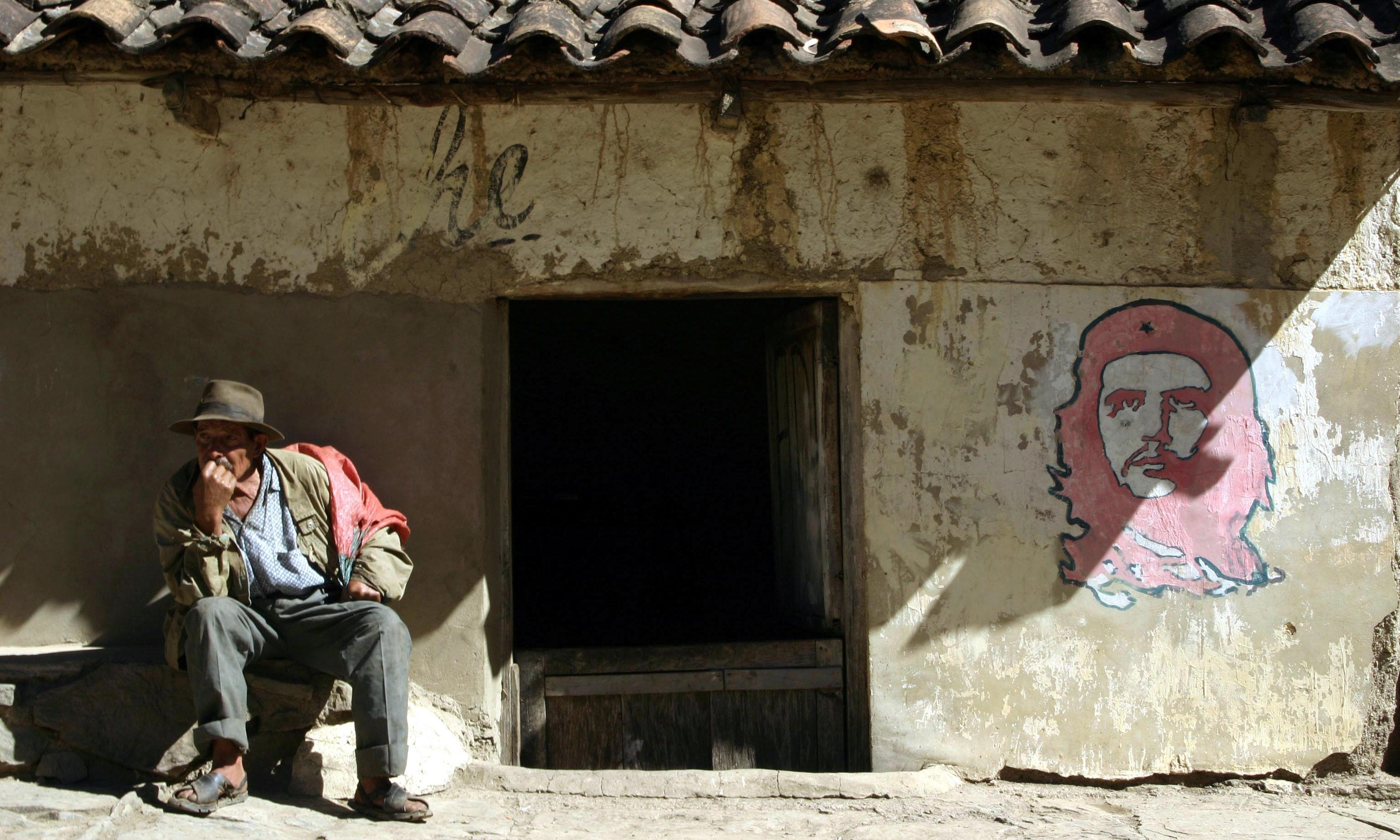 Revolutionary road: on the trail of Che Guevara's last days in Bolivia