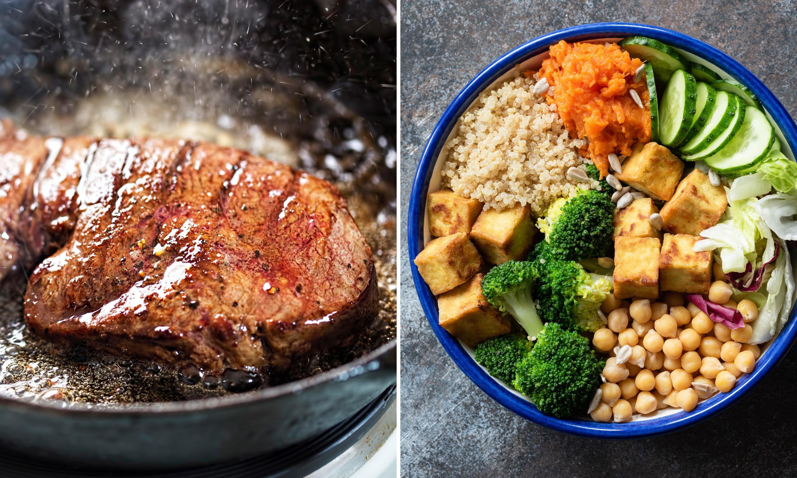 Huge reduction in meat-eating 'essential' to avoid climate breakdown