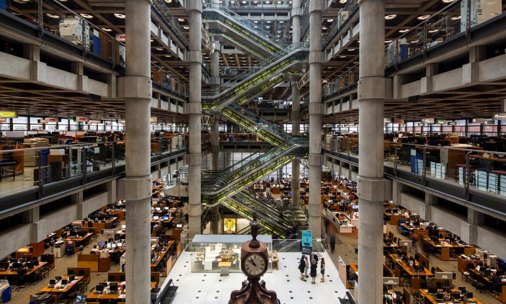 Financial Guarantee Insurance Lloyds Of London
