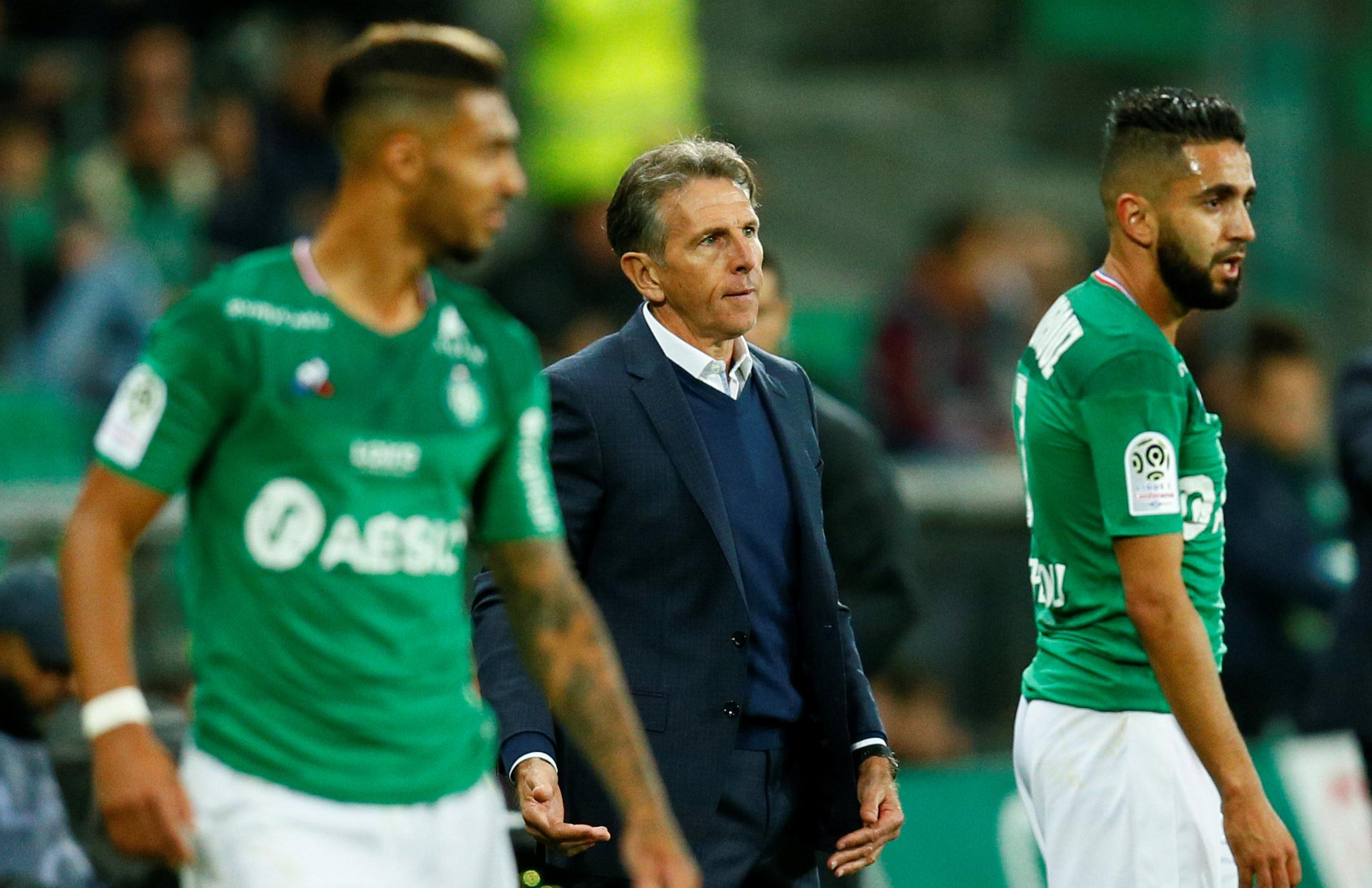 Claude Puel joins St Étienne and immediately turns up heat on Lyon
