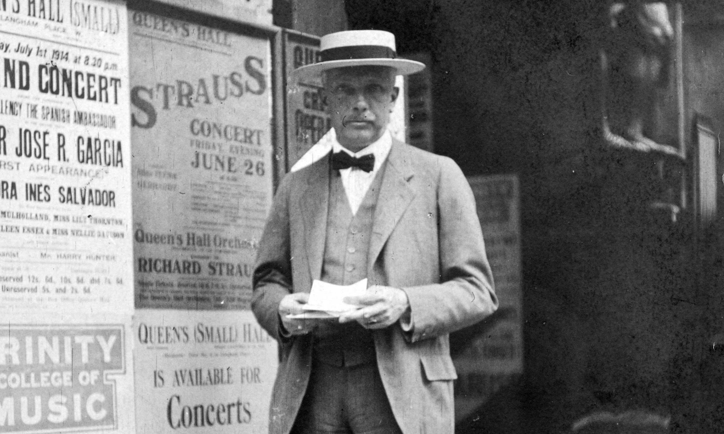 London festival celebrates the music of Richard Strauss – archive, 11 June 1903