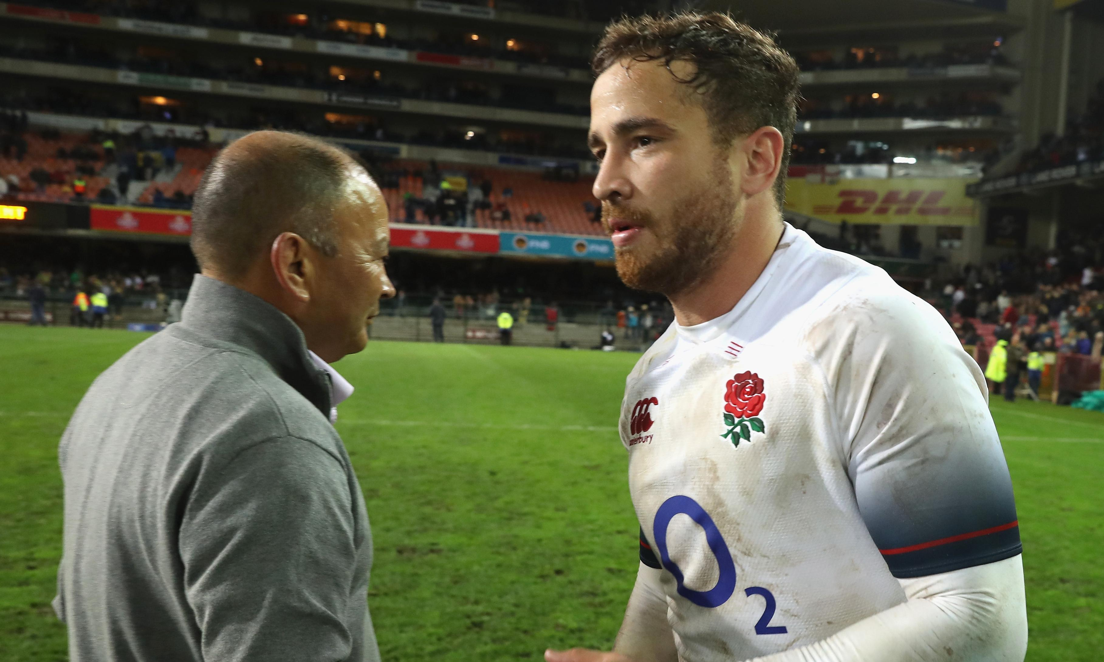 Danny Cipriani added to England's squad for World Cup training camp