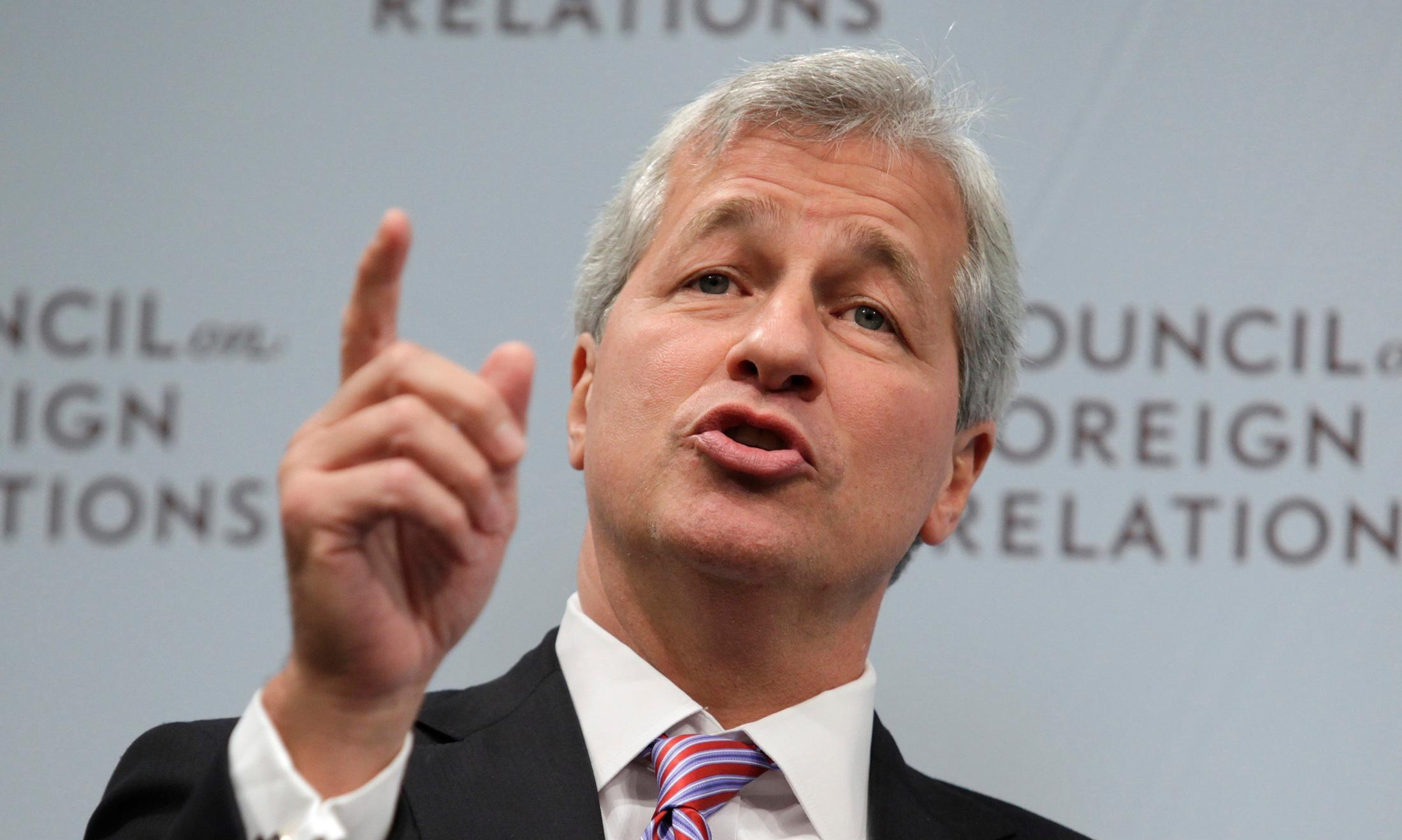 Jamie Dimon, spare us your crocodile tears about inequality