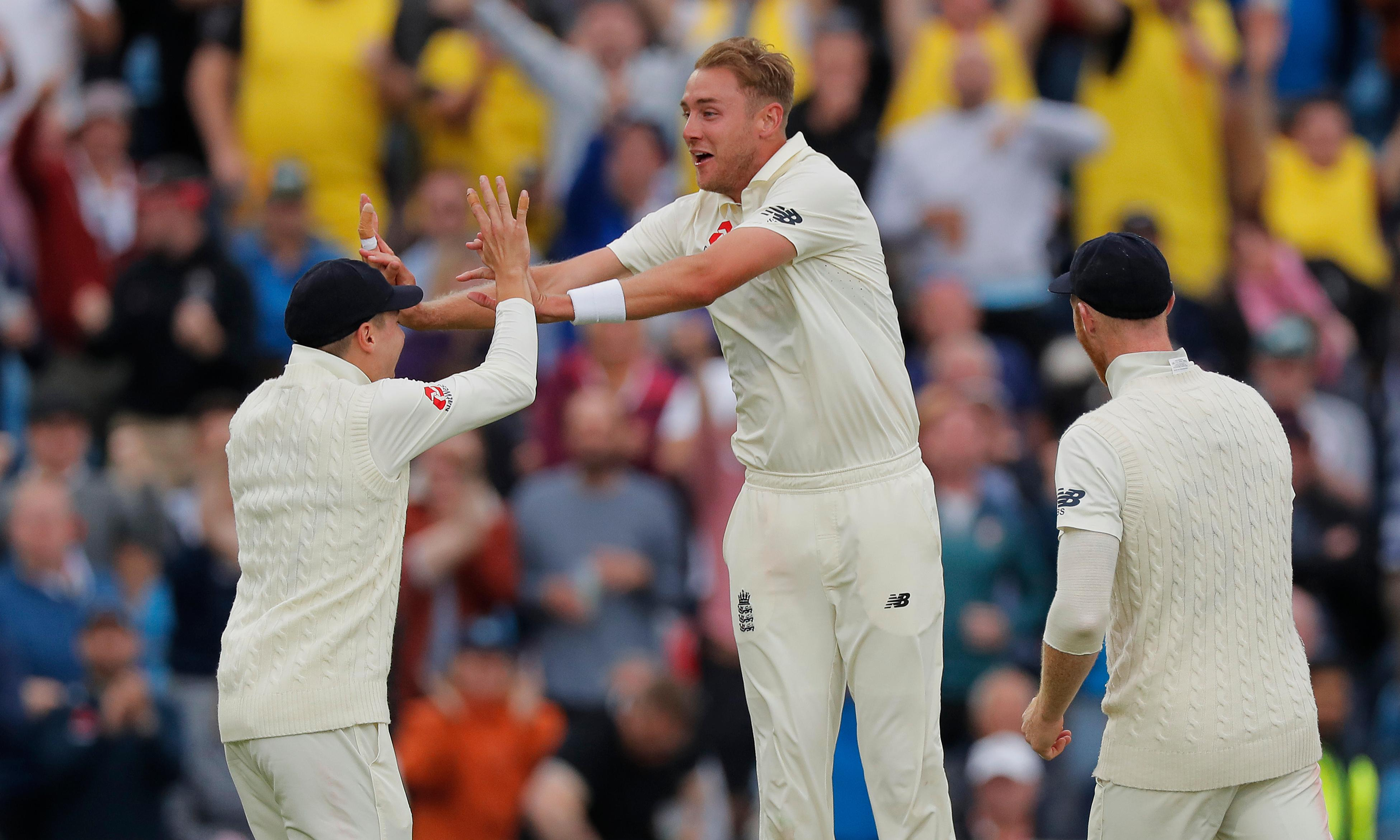 Stuart Broad enjoying belated love affair with Headingley in Ashes Test