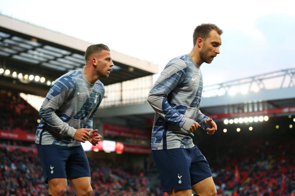 Toby Alderweireld and Christian Eriksen are among the Spurs players whose contracts are running down