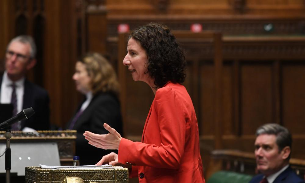 There are hopes the policy blitz will also raise the profile of the shadow chancellor, Anneliese Dodds.